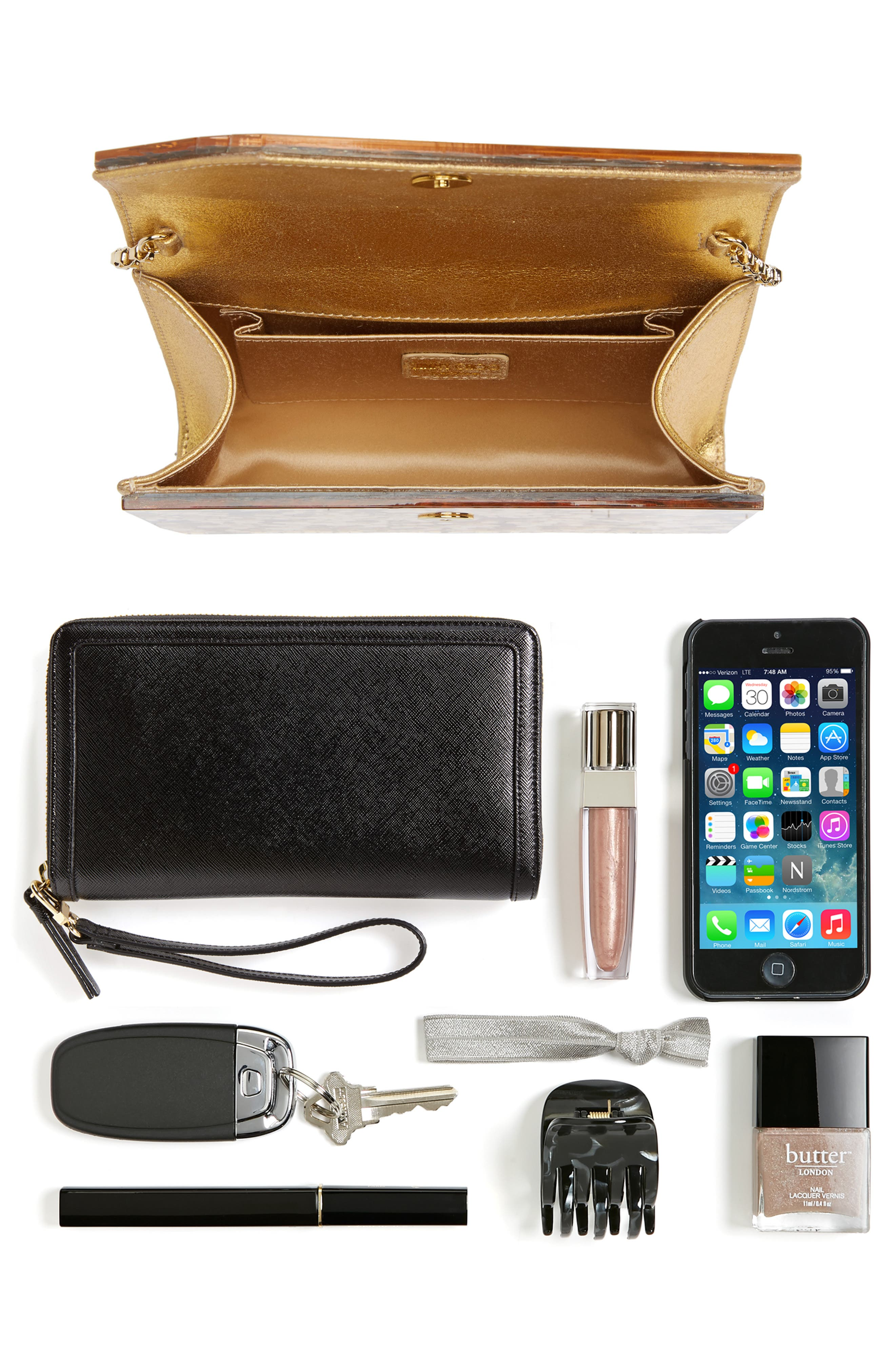 Candy Clutch,                             Alternate thumbnail 7, color,                             710