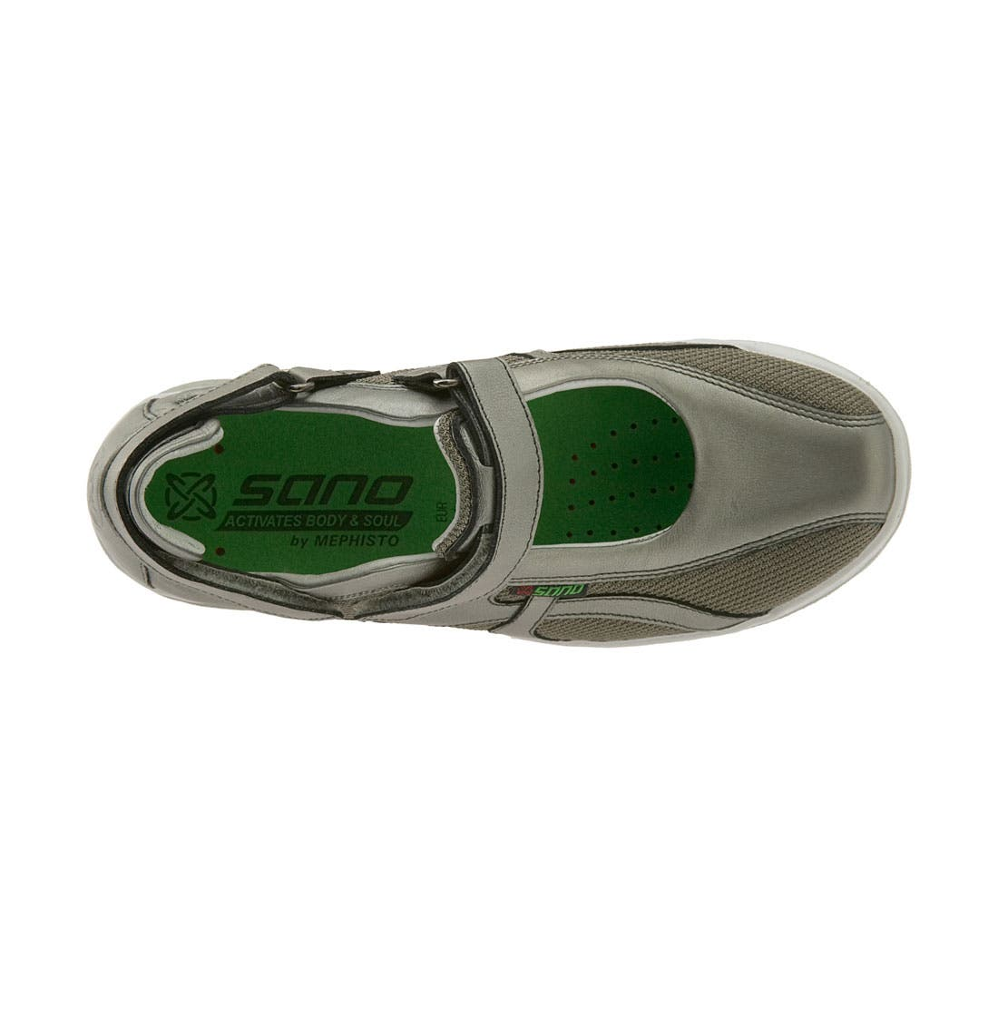 Sano by Mephisto 'Excess' Walking Shoe,                             Alternate thumbnail 19, color,