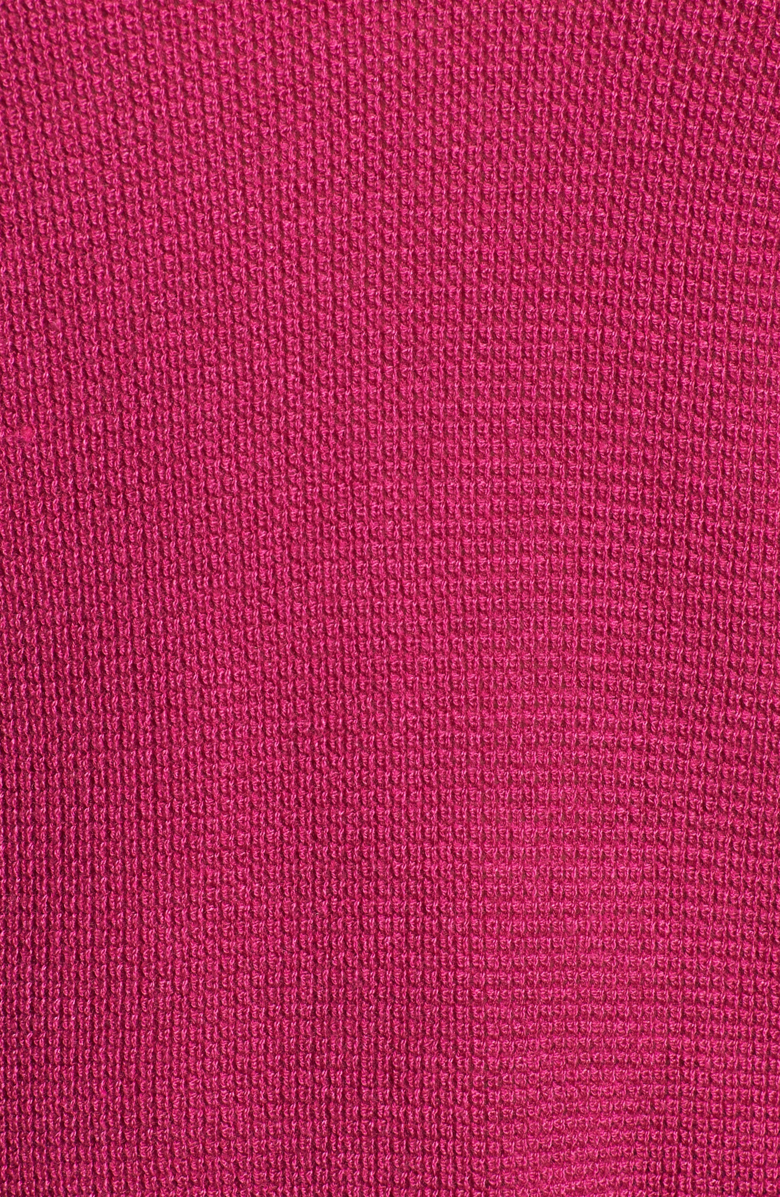 Textured Stitch V-Neck Pullover,                             Alternate thumbnail 6, color,                             651