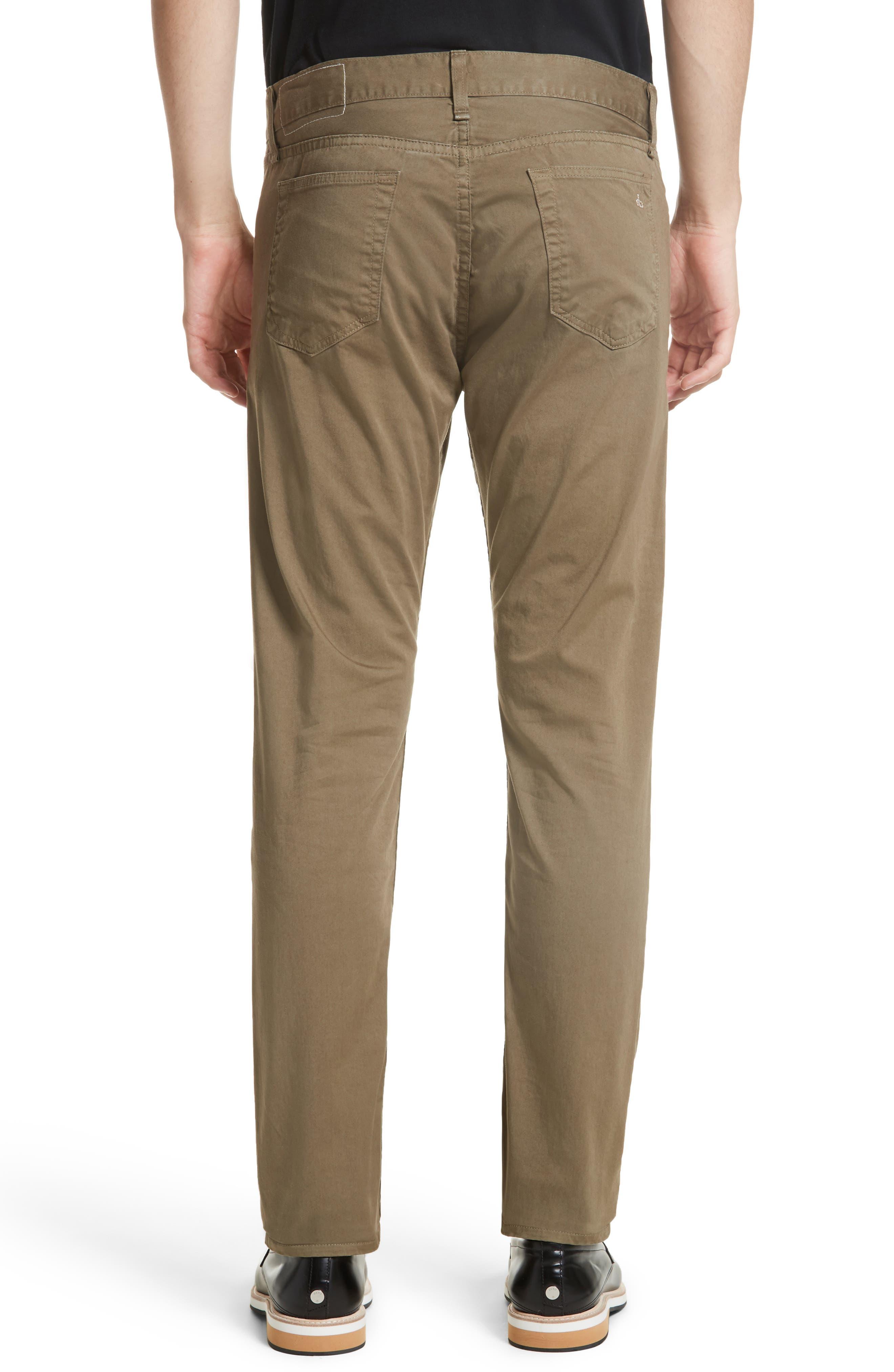 Fit 2 Five-Pocket Twill Pants,                             Alternate thumbnail 2, color,                             319