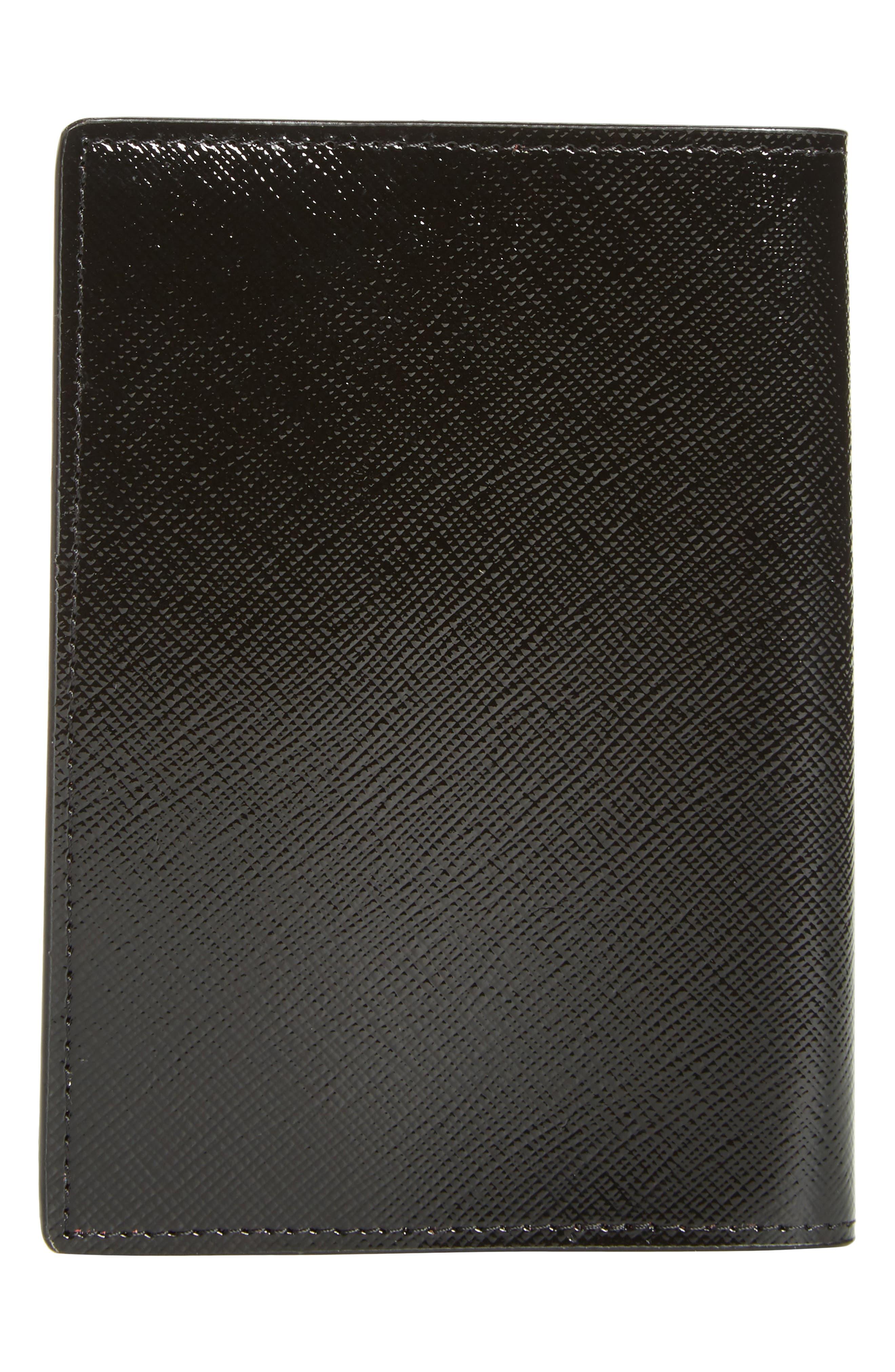 Leather Passport Case,                             Alternate thumbnail 28, color,