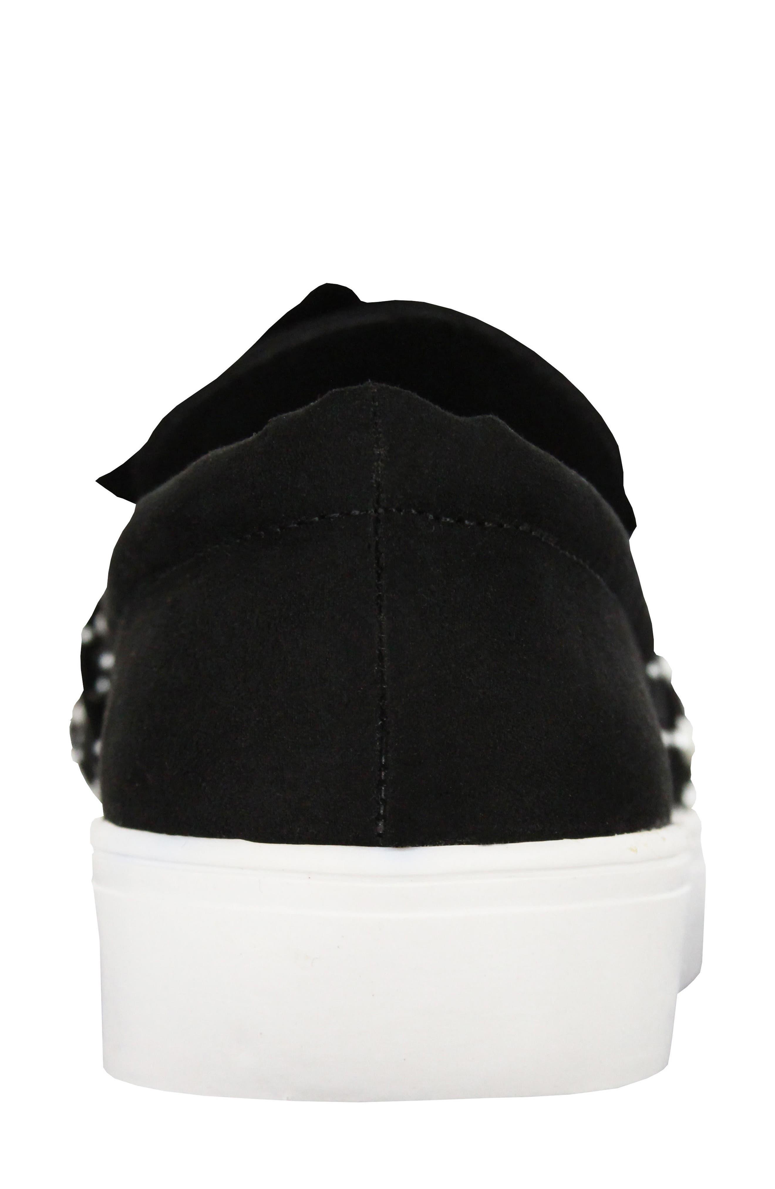 Aretha Embellished Slip-On Sneaker,                             Alternate thumbnail 7, color,