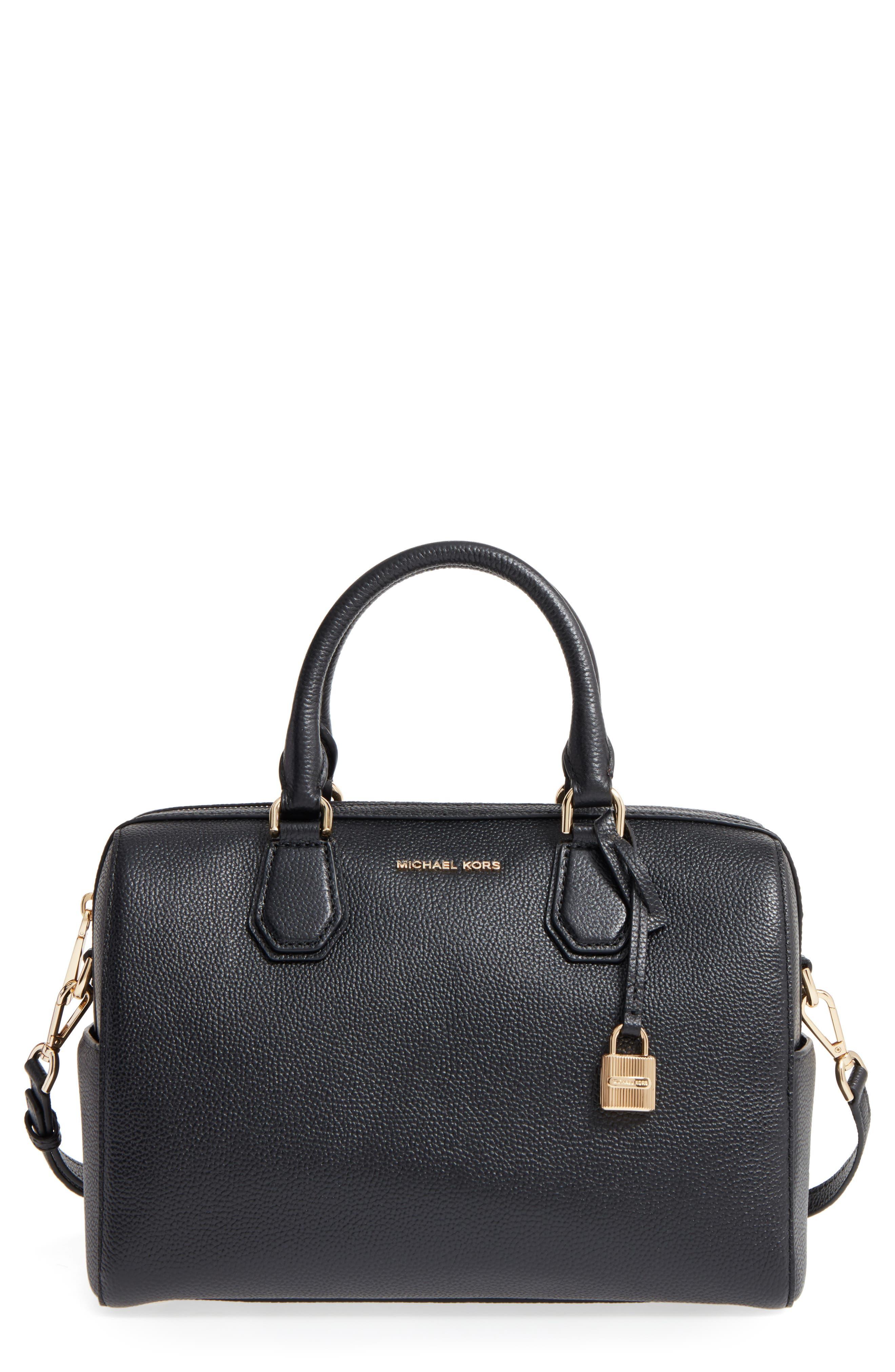 Medium Mercer Duffel Bag,                             Main thumbnail 1, color,                             001