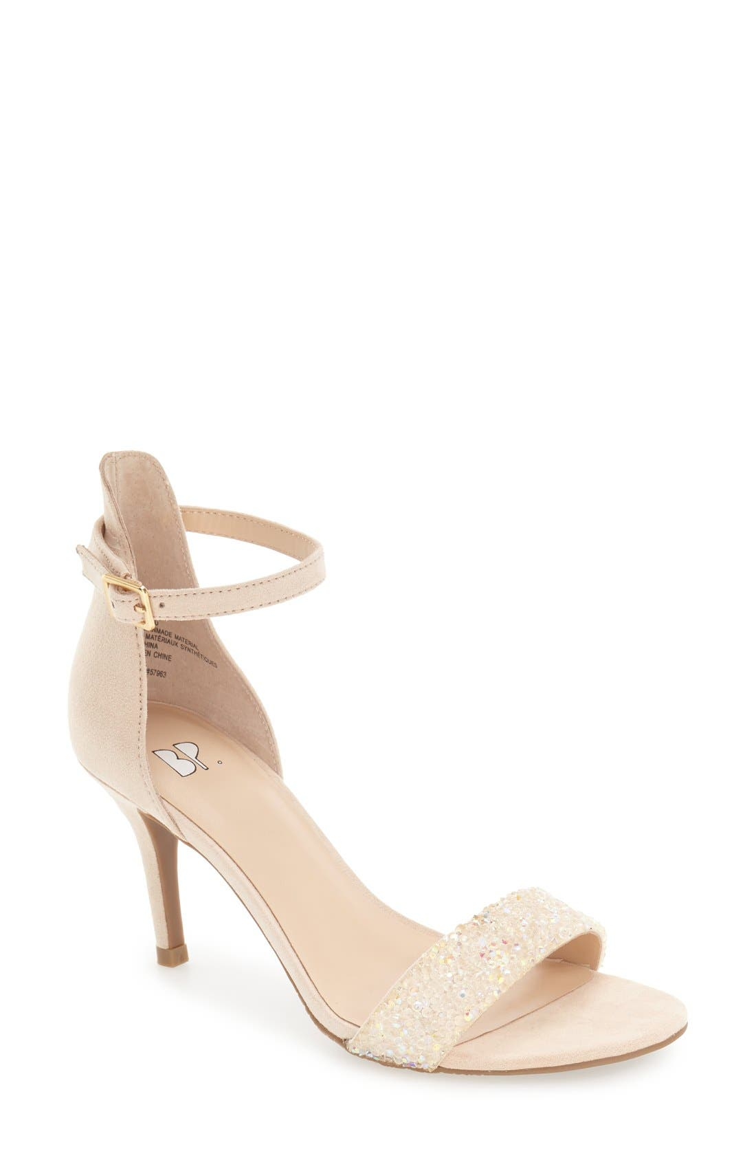 'Luminate' Open Toe Dress Sandal,                             Main thumbnail 29, color,