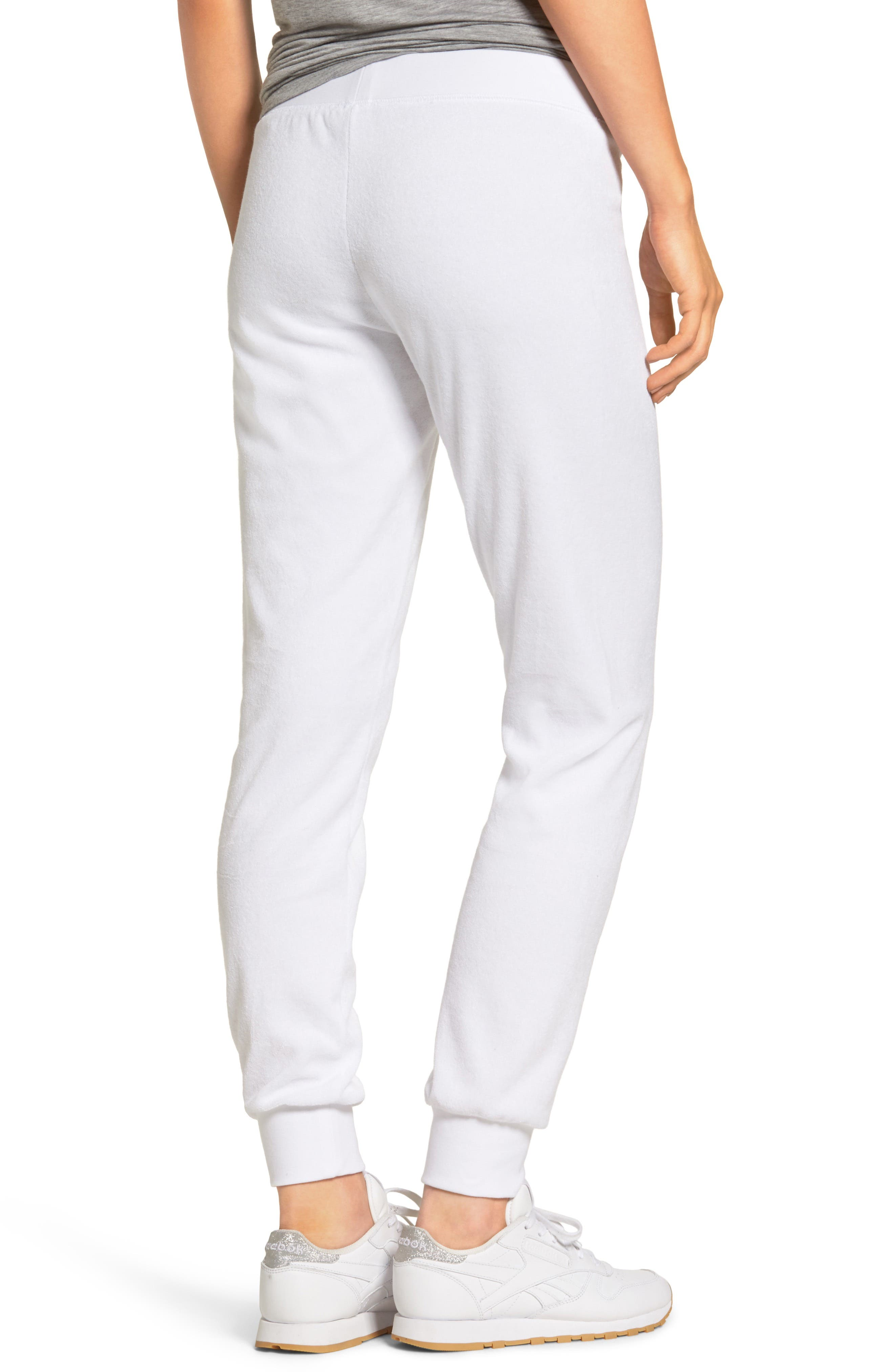 Zuma Microterry Track Pants,                             Alternate thumbnail 7, color,