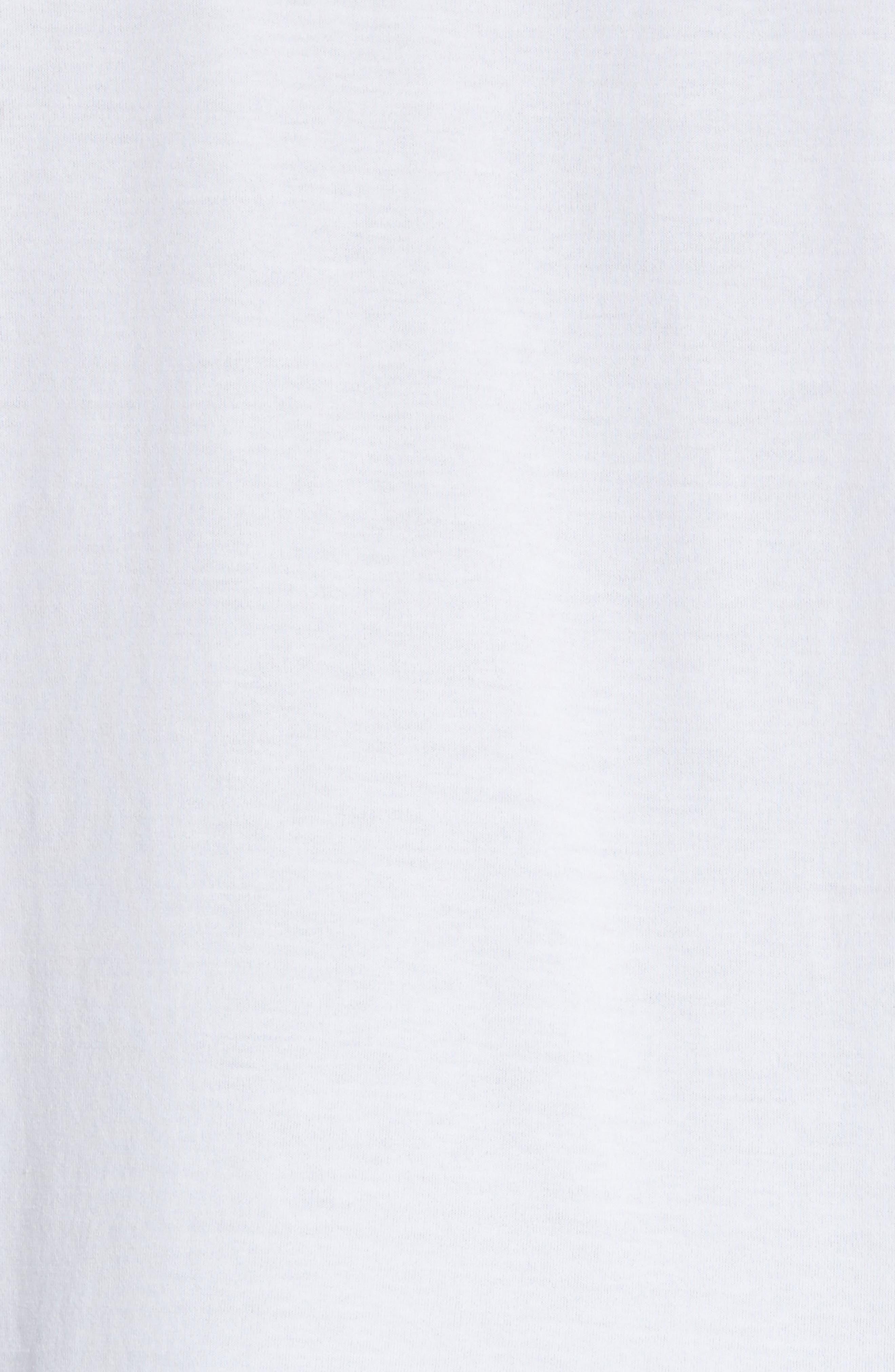 Couleurs T-Shirt,                             Alternate thumbnail 4, color,                             100