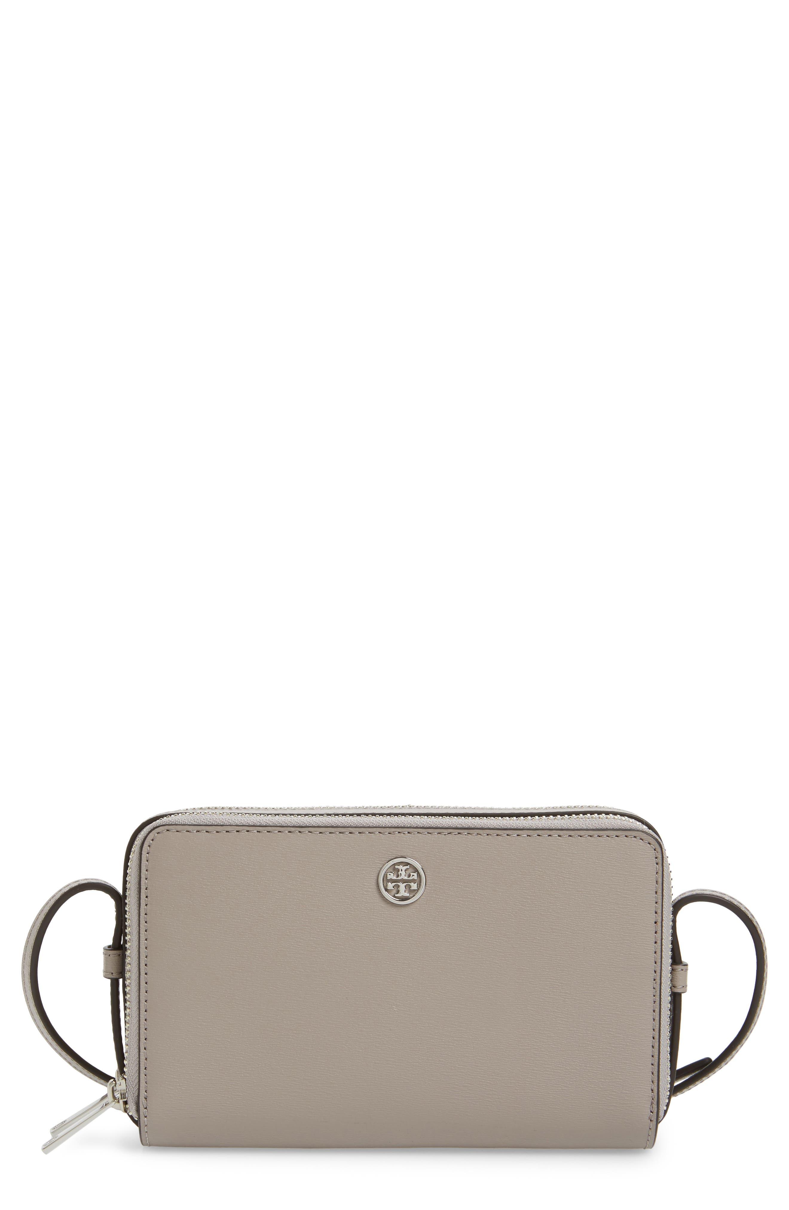Mini Parker Leather Crossbody Bag,                             Main thumbnail 2, color,