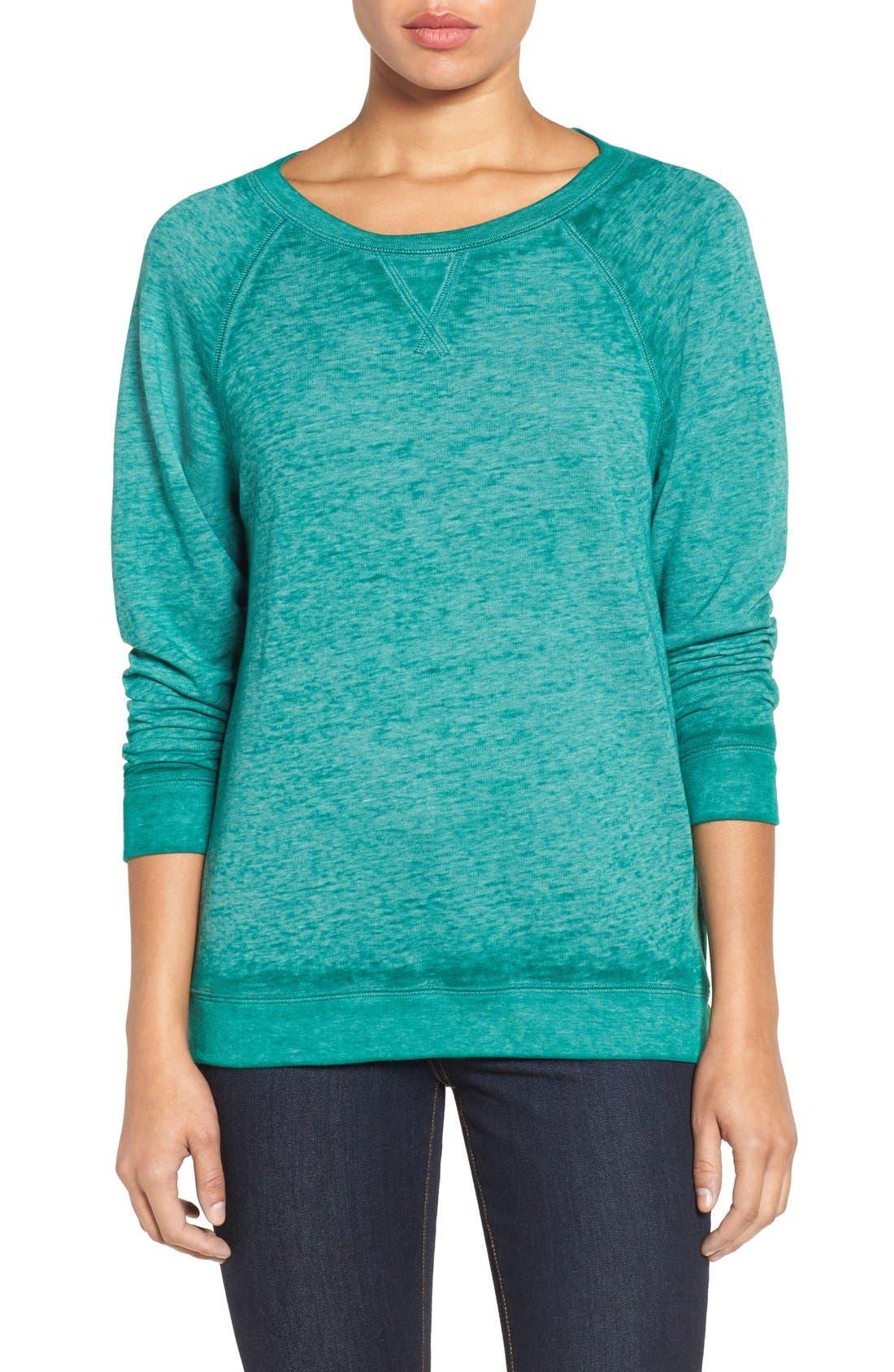 Burnout Sweatshirt,                             Main thumbnail 11, color,