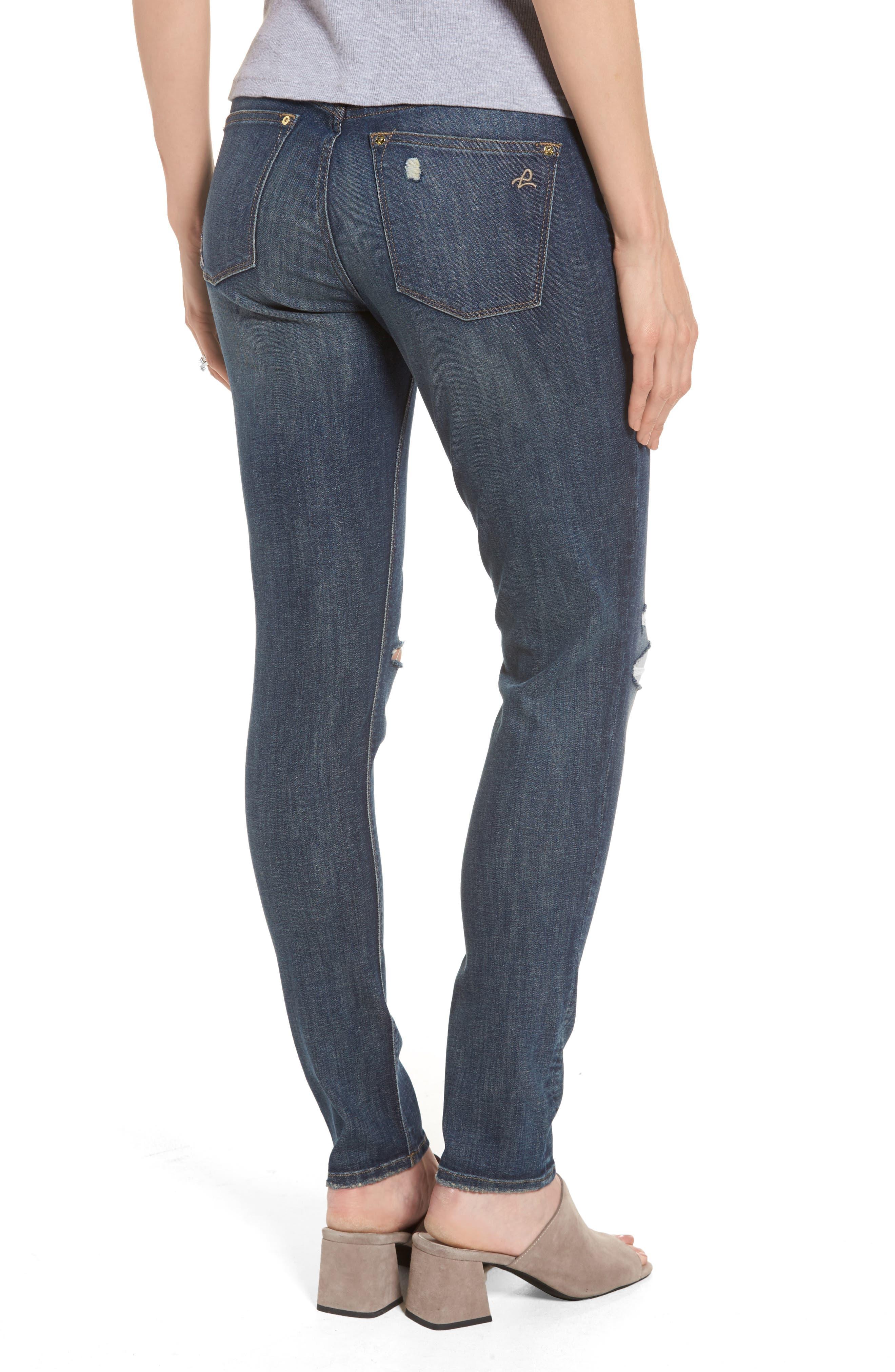 Emma Power Legging Maternity Jeans,                             Alternate thumbnail 2, color,                             405