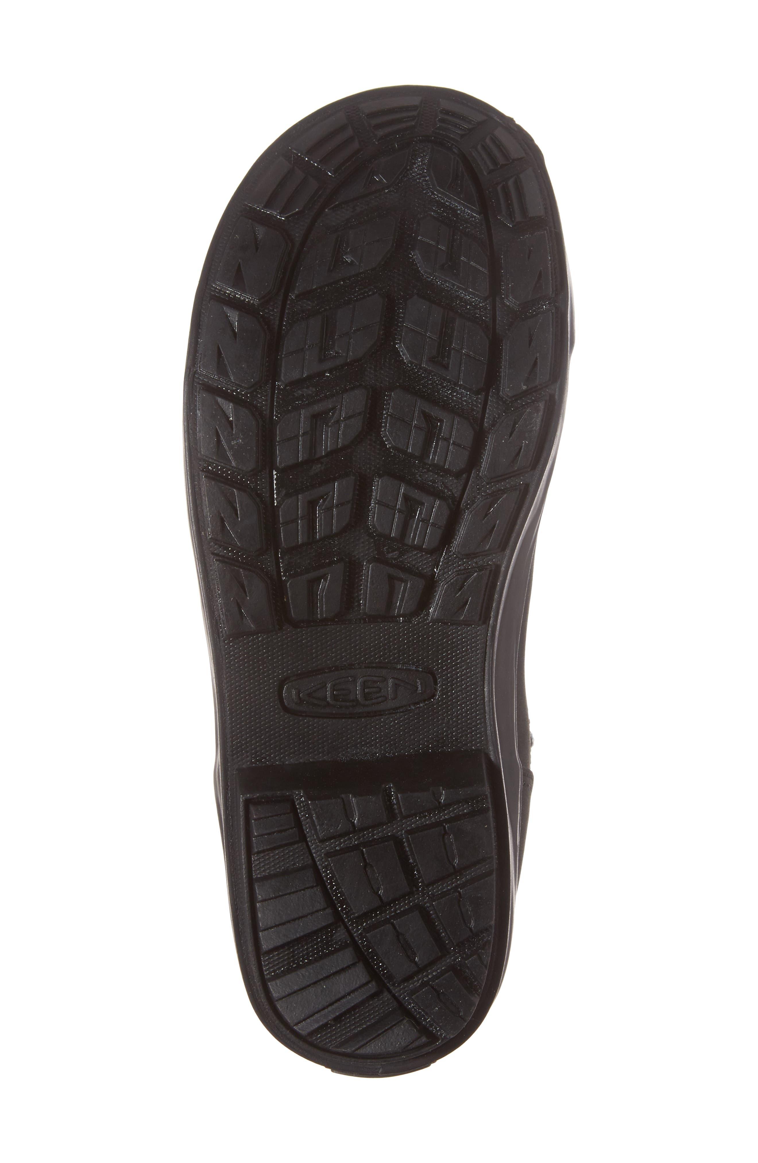 Elsa Chelsea Waterproof Faux Fur Lined Boot,                             Alternate thumbnail 21, color,
