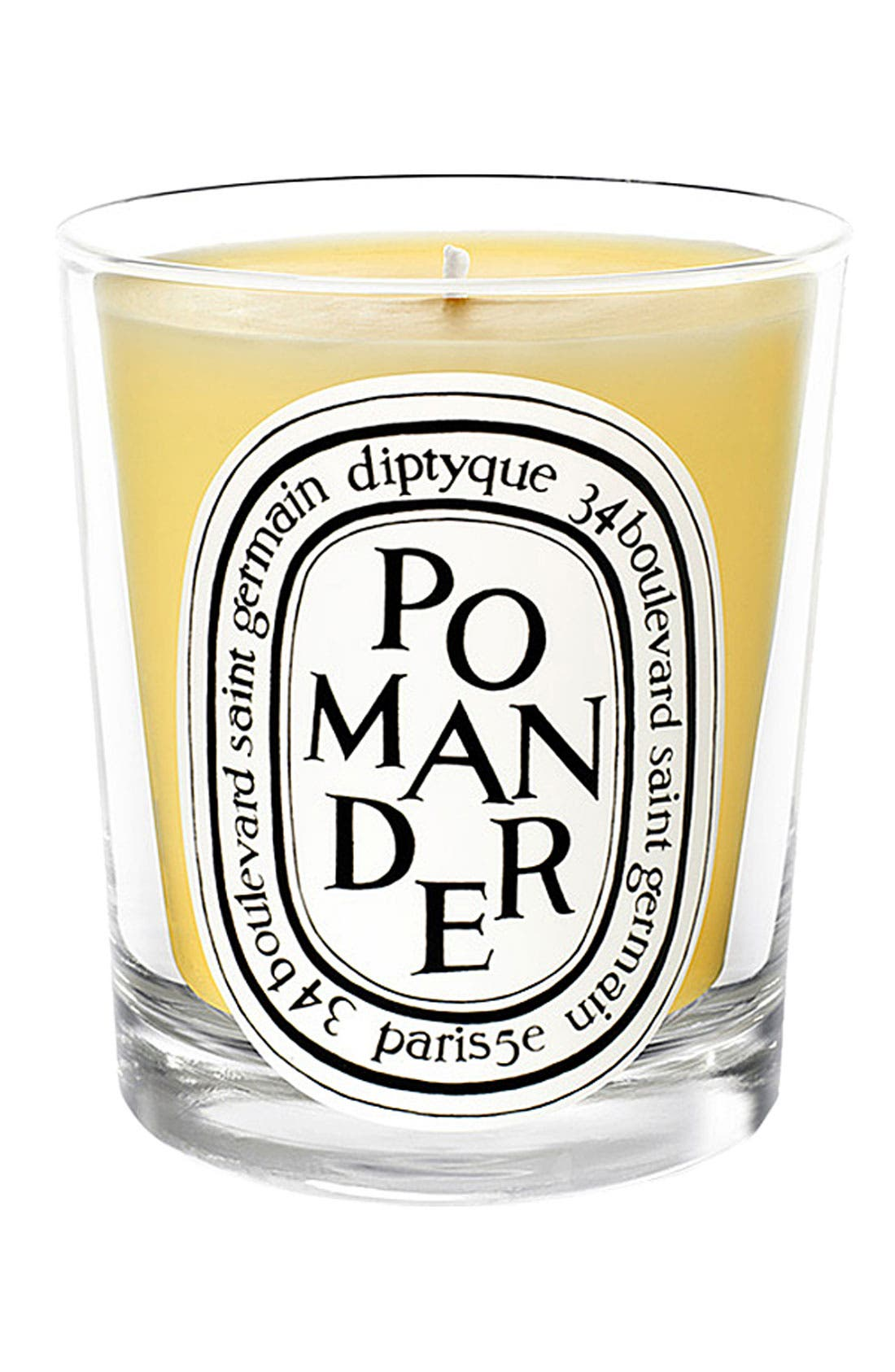 Pomander Scented Candle,                             Main thumbnail 1, color,                             NO COLOR