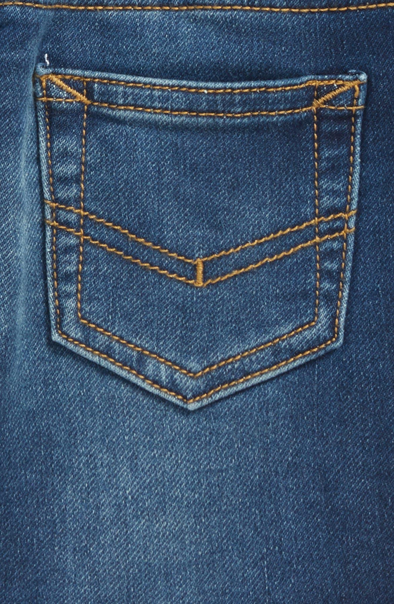 TUCKER + TATE,                             Denim Shorts,                             Alternate thumbnail 3, color,                             400