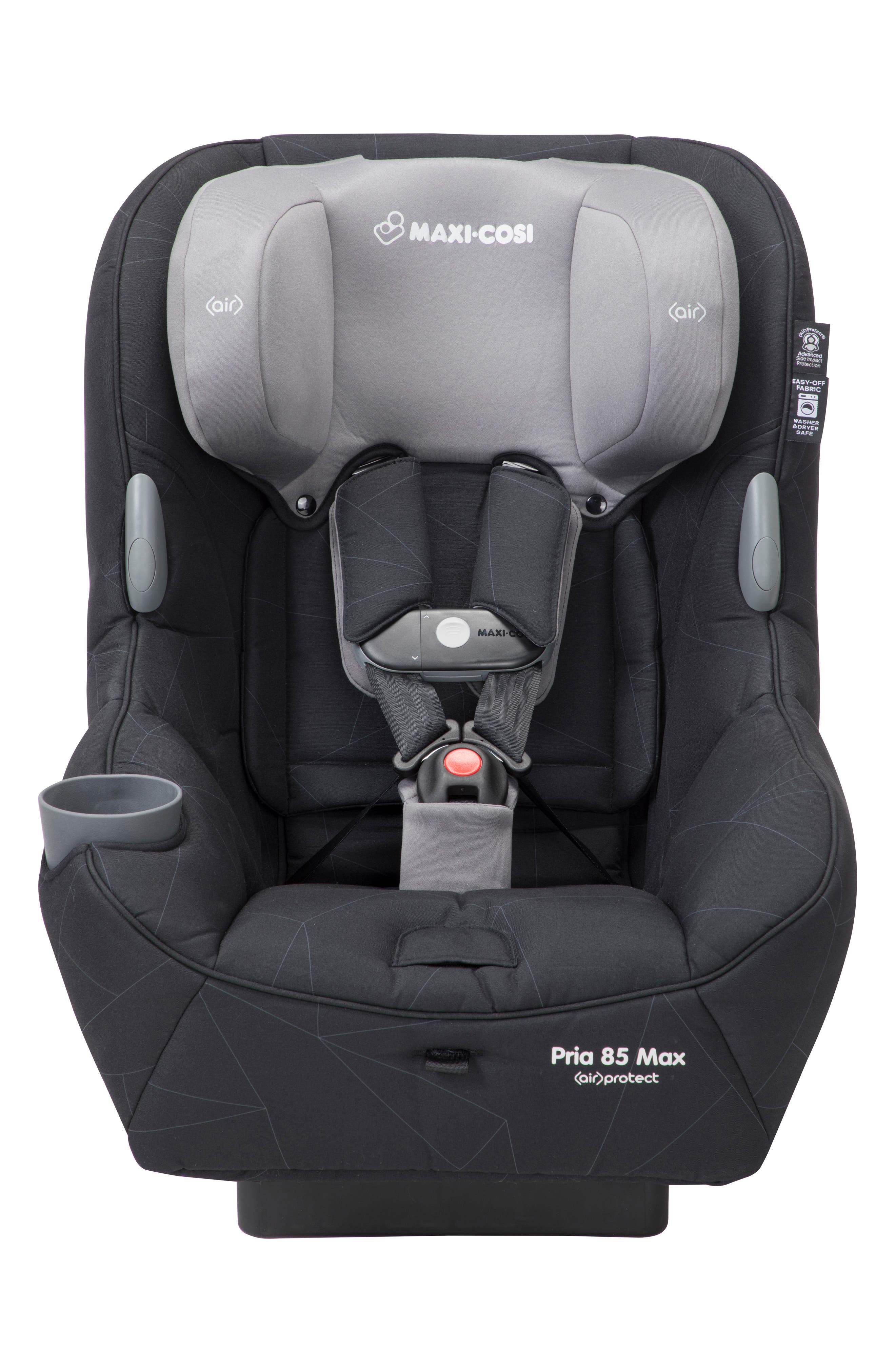 Pria<sup>™</sup> 85 Max Convertible Car Seat,                             Alternate thumbnail 14, color,                             DIAMOND LINES