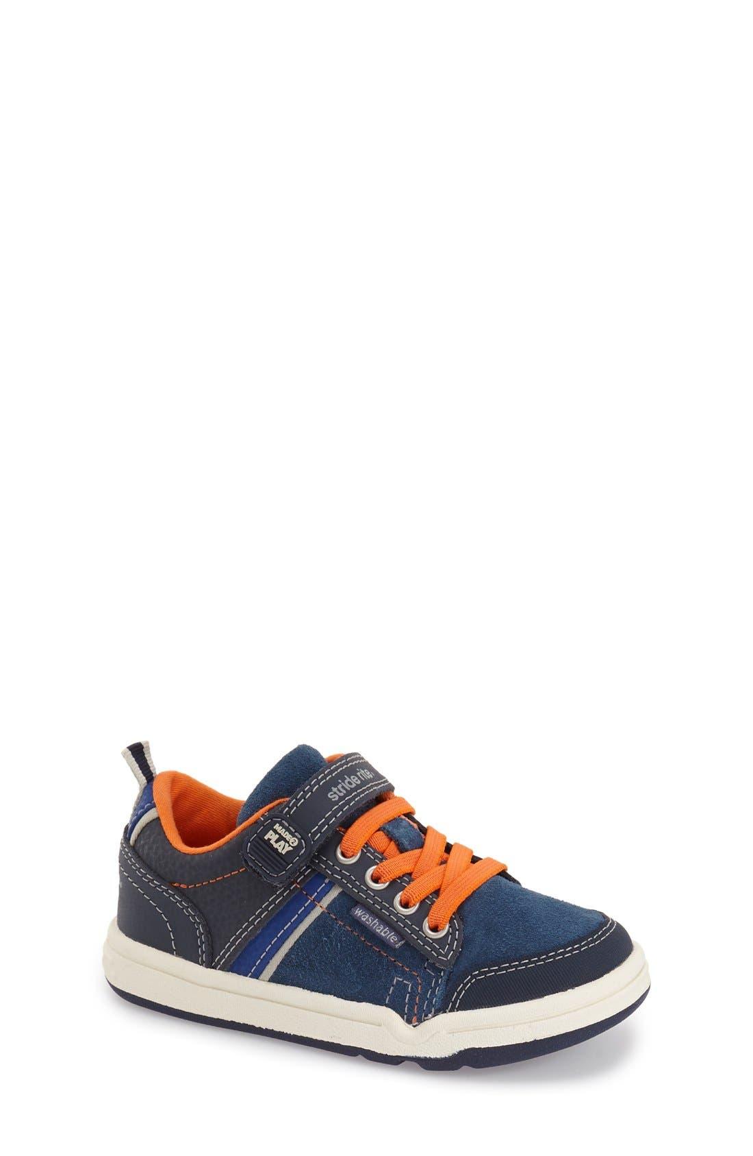'Made 2 Play<sup>™</sup> - Kaleb' Sneaker,                             Main thumbnail 3, color,