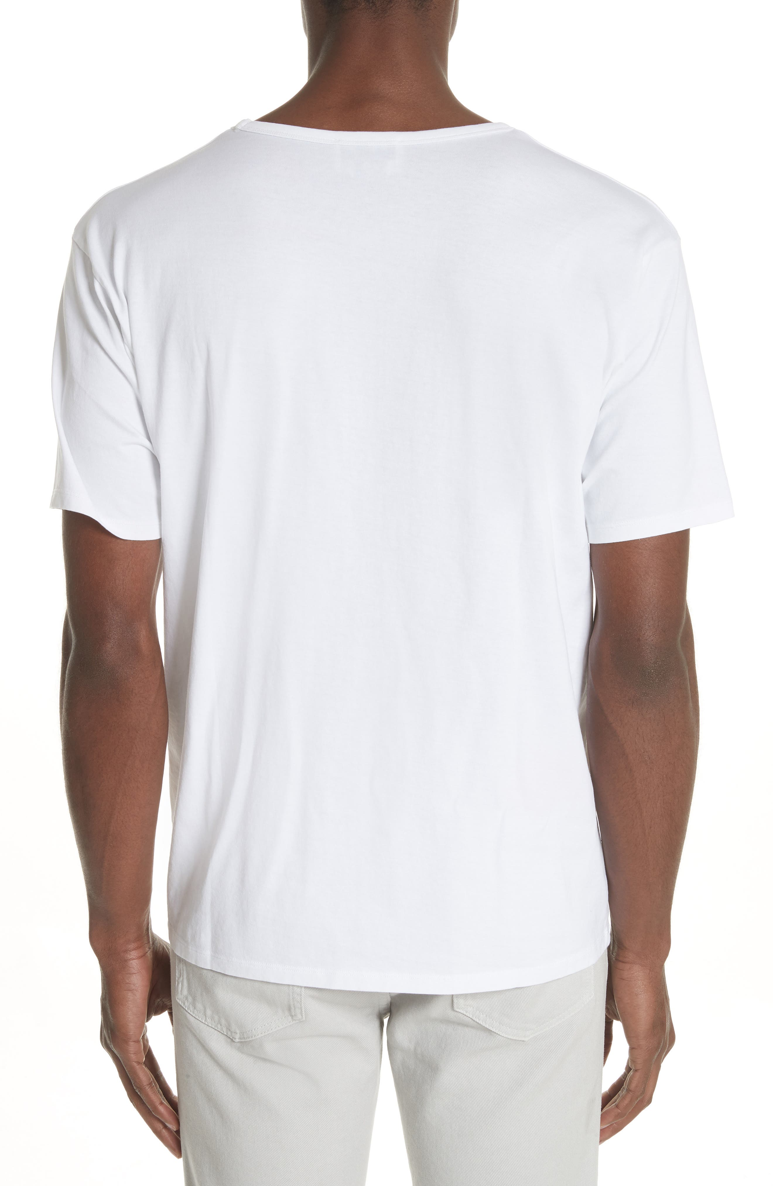 Niave Flower Graphic T-Shirt,                             Alternate thumbnail 2, color,                             100