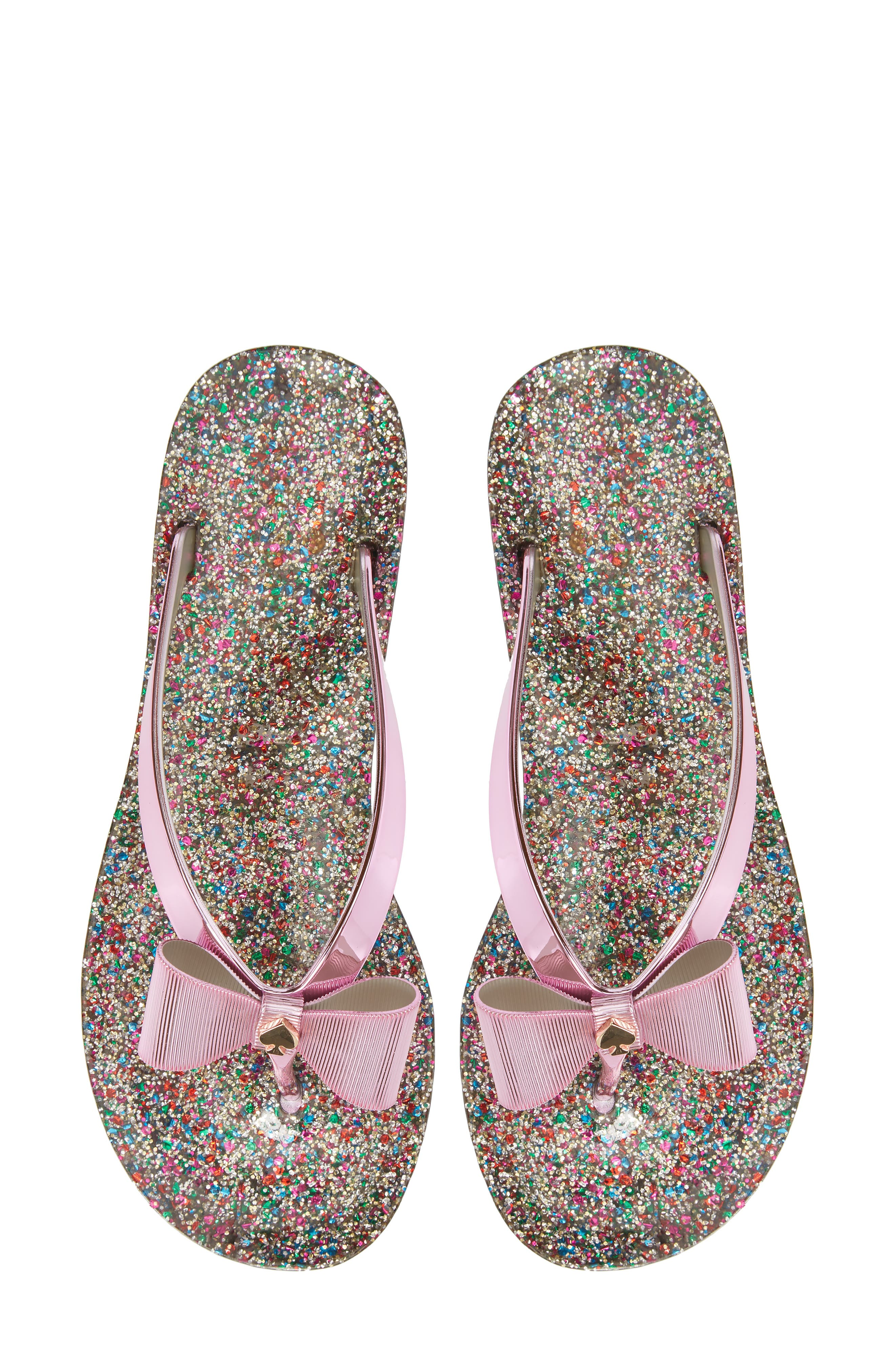 follie glitter flip flop,                         Main,                         color,