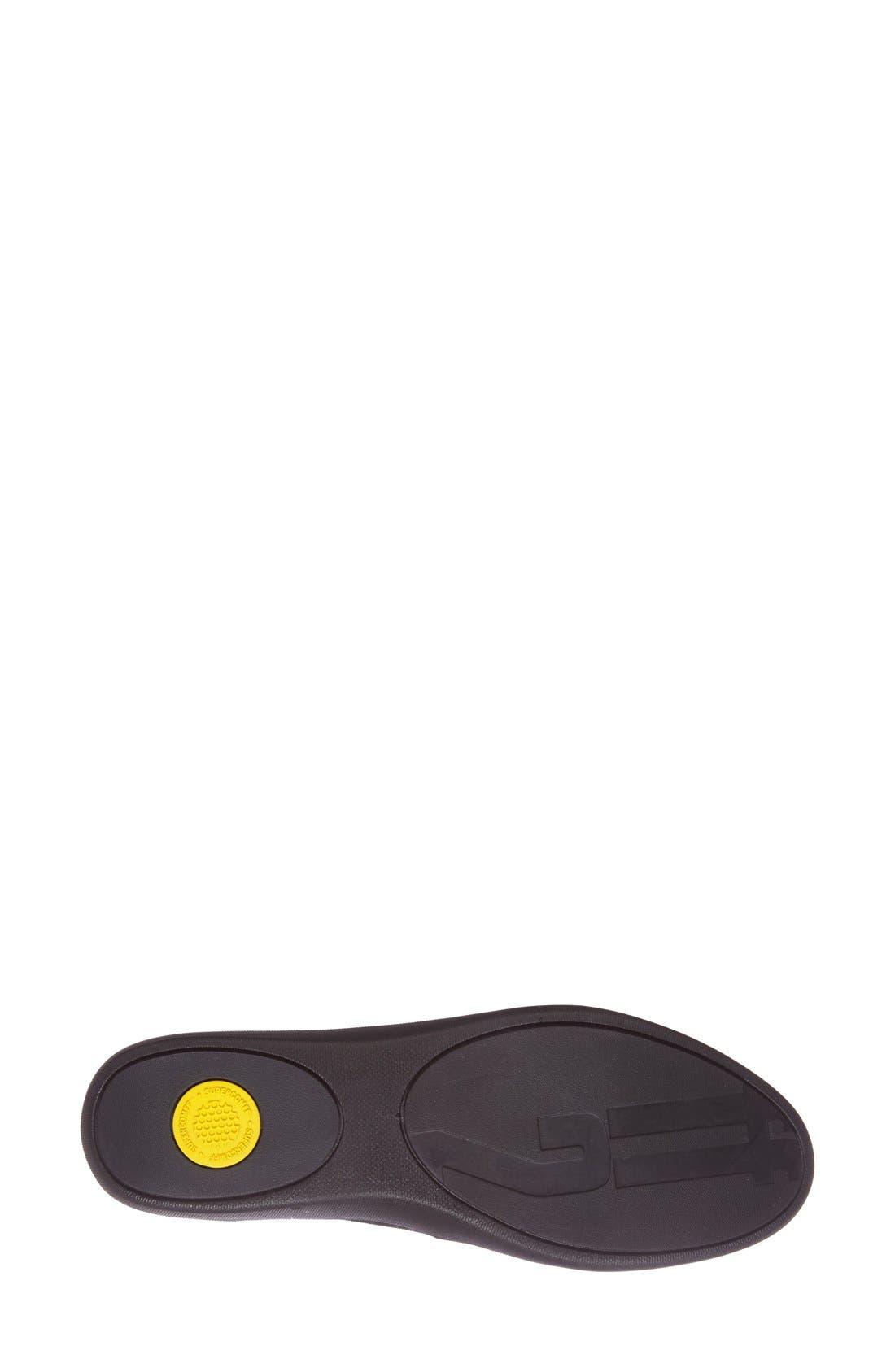 'F-Pop' Skate Loafer,                             Alternate thumbnail 4, color,                             001