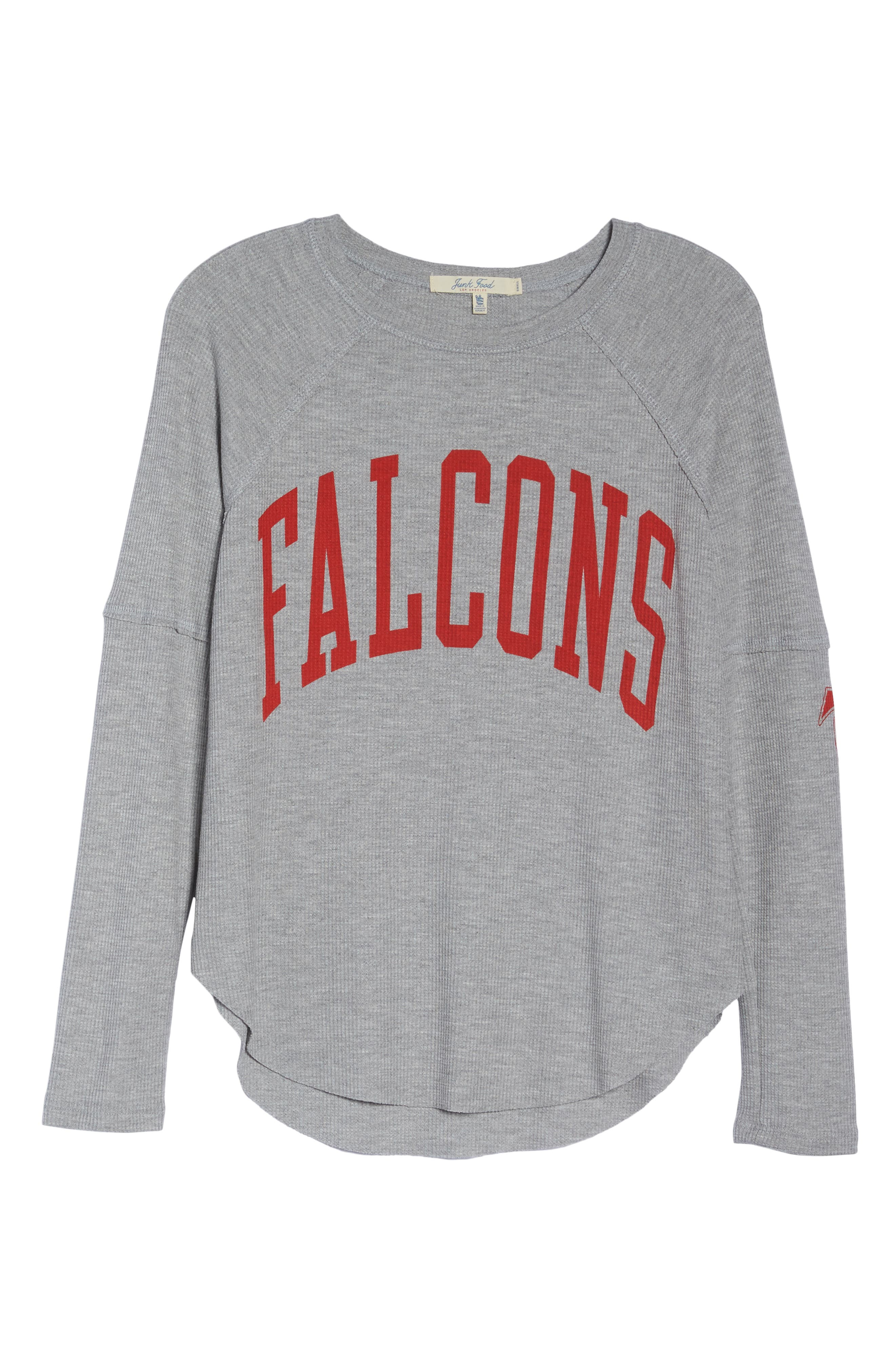 NFL Thermal Tee,                             Alternate thumbnail 6, color,                             FALCONS