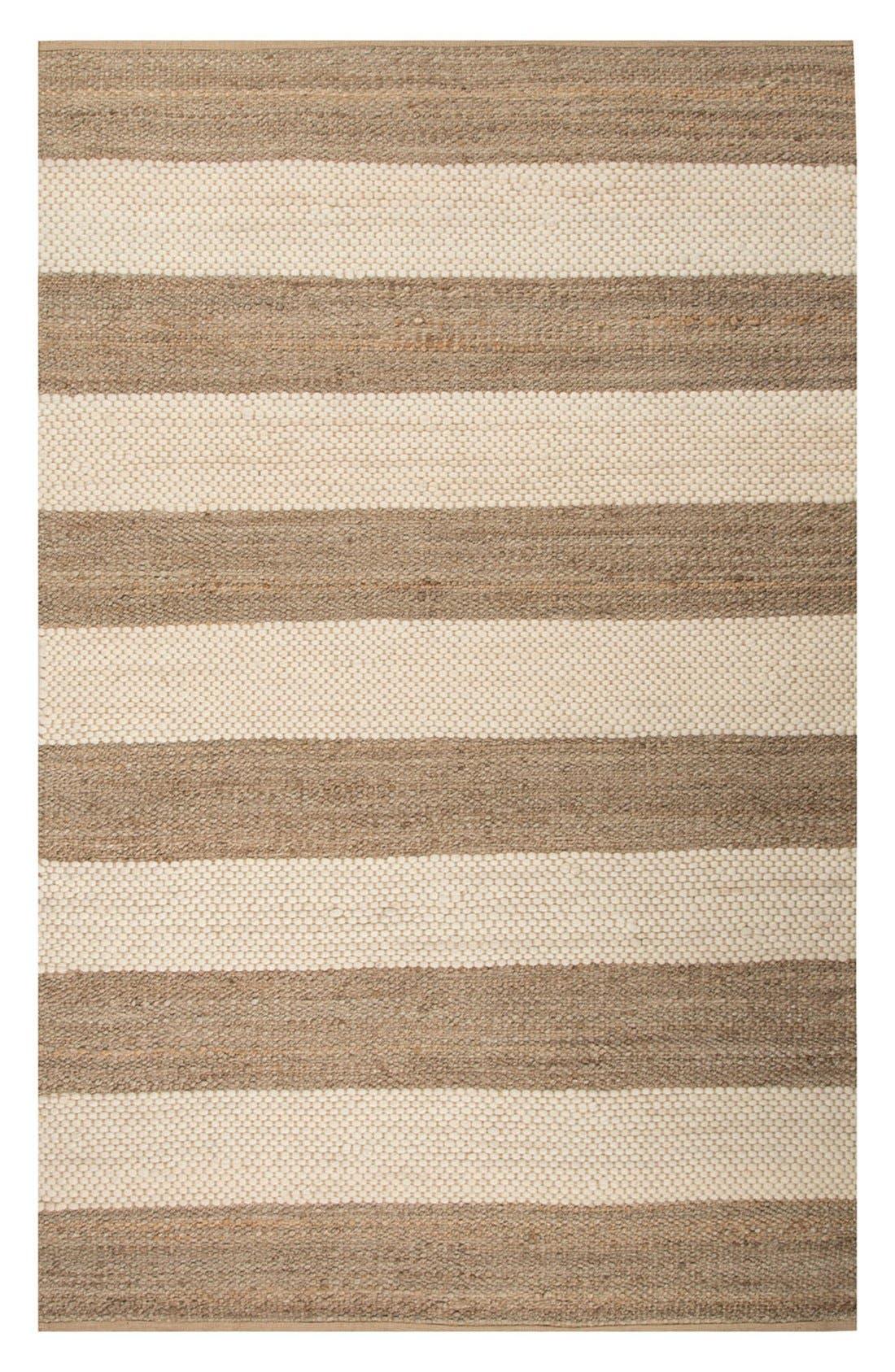 'nolita stripes' rug,                             Main thumbnail 4, color,