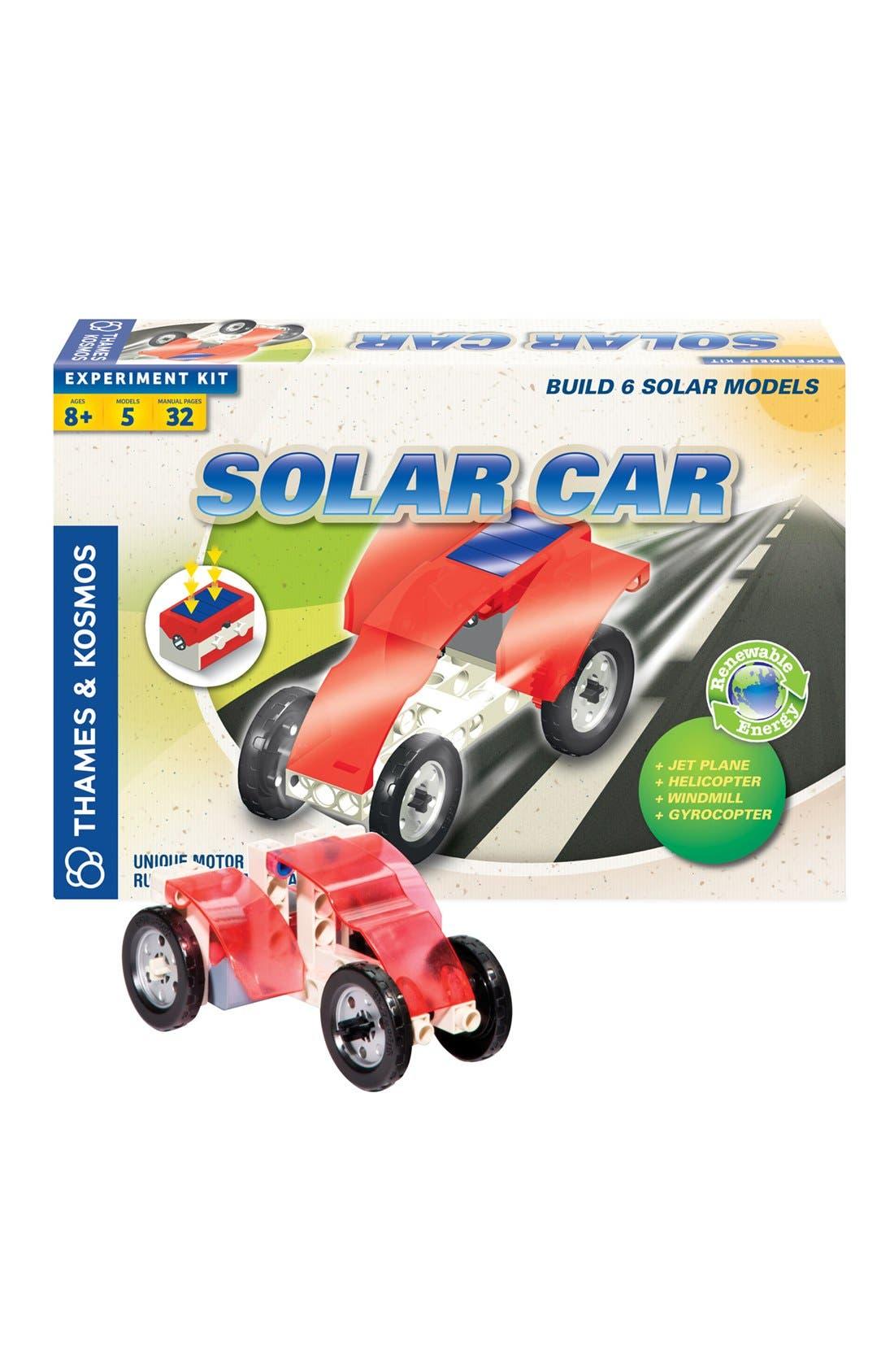 Solar Car,                             Main thumbnail 1, color,                             000