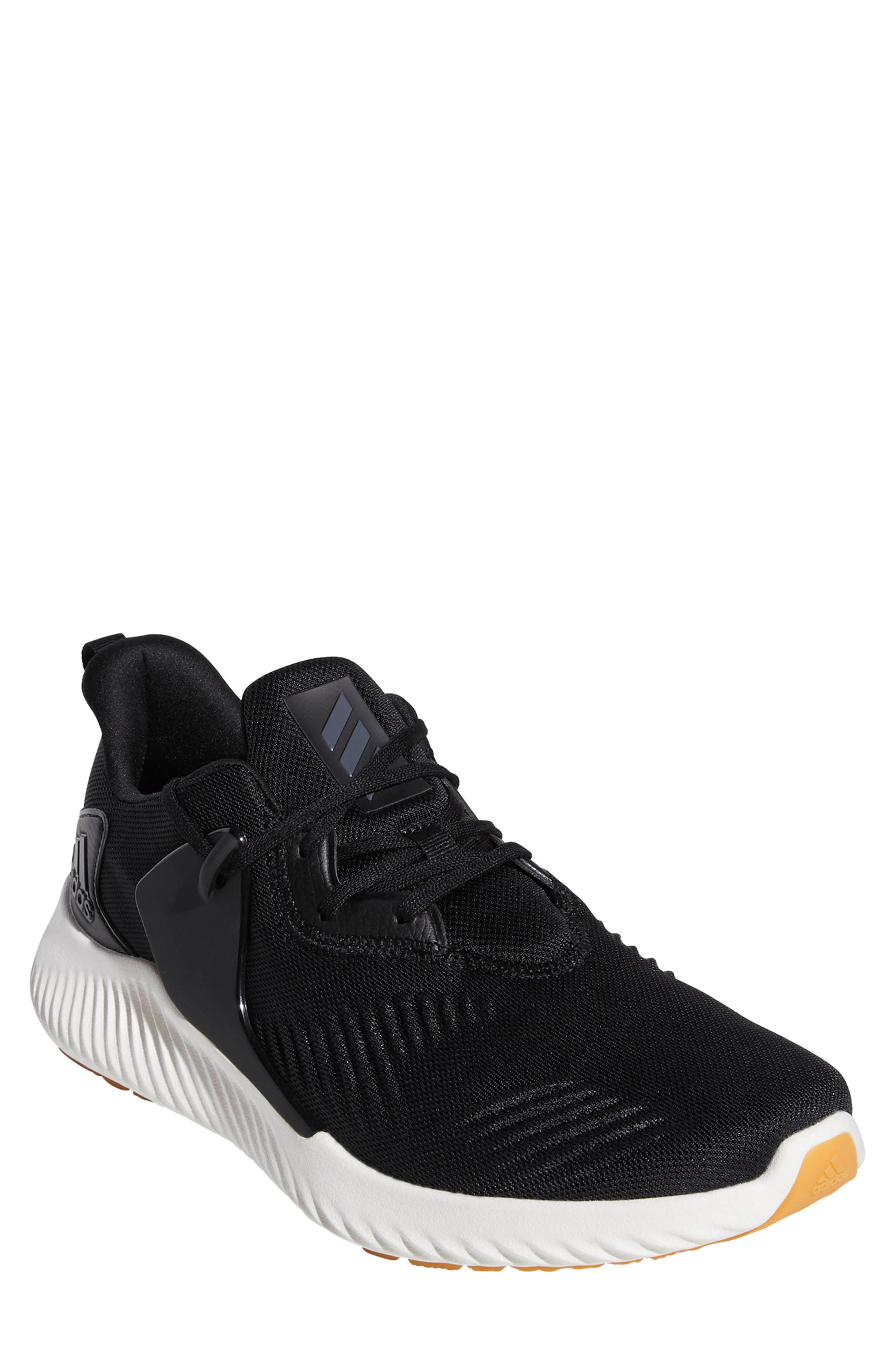 AlphaBounce RC 2 Running Shoe,                             Main thumbnail 1, color,                             CORE BLACK/ NIGHT/ CORE BLACK