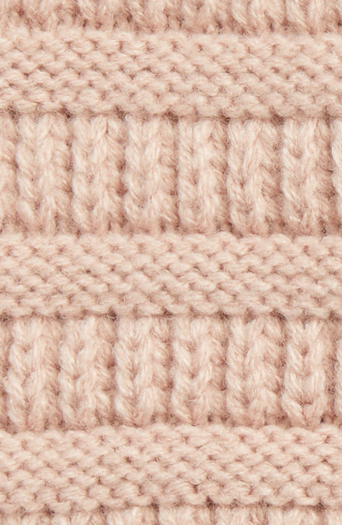 Rib Knit Tech Gloves,                             Alternate thumbnail 23, color,