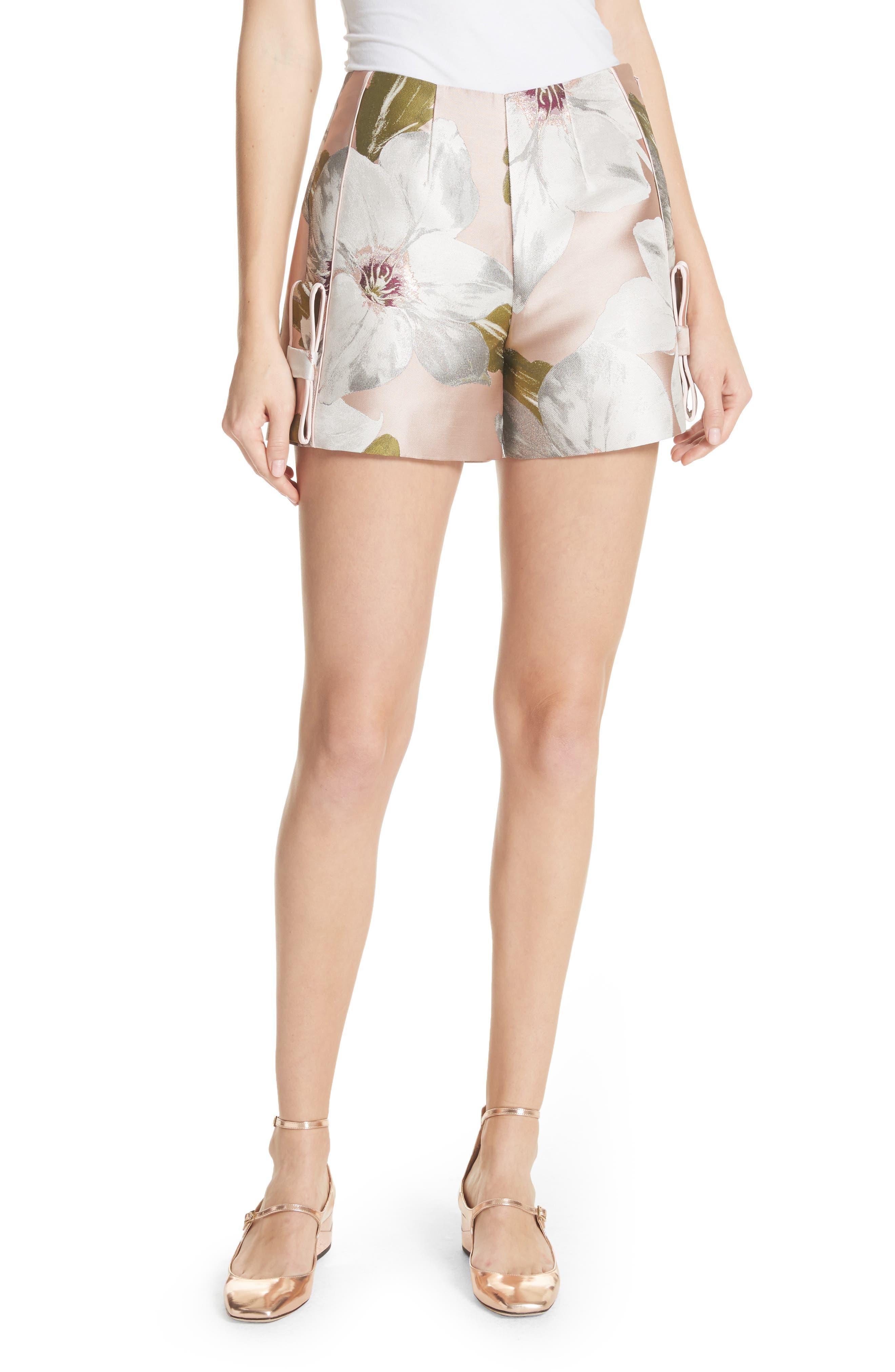 Chatsworth Jacquard Shorts,                         Main,                         color, 652