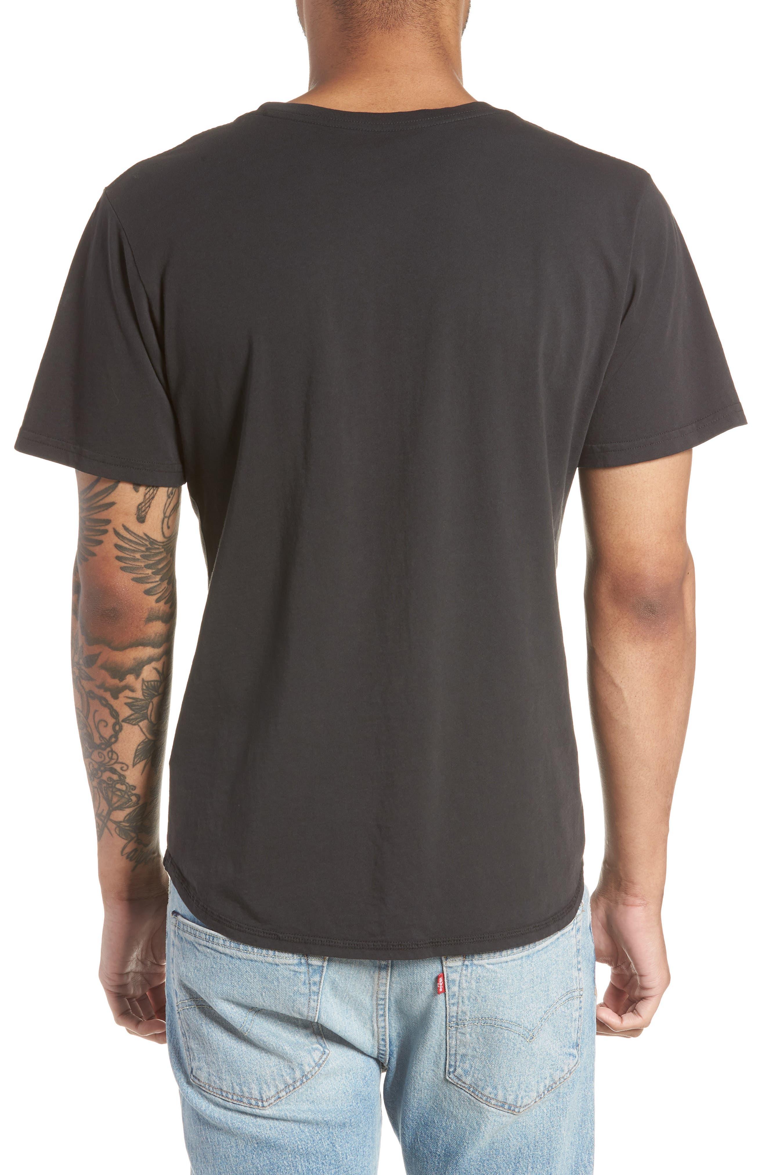 Stolen Valor Graphic T-Shirt,                             Alternate thumbnail 2, color,                             DUSTY BLACK