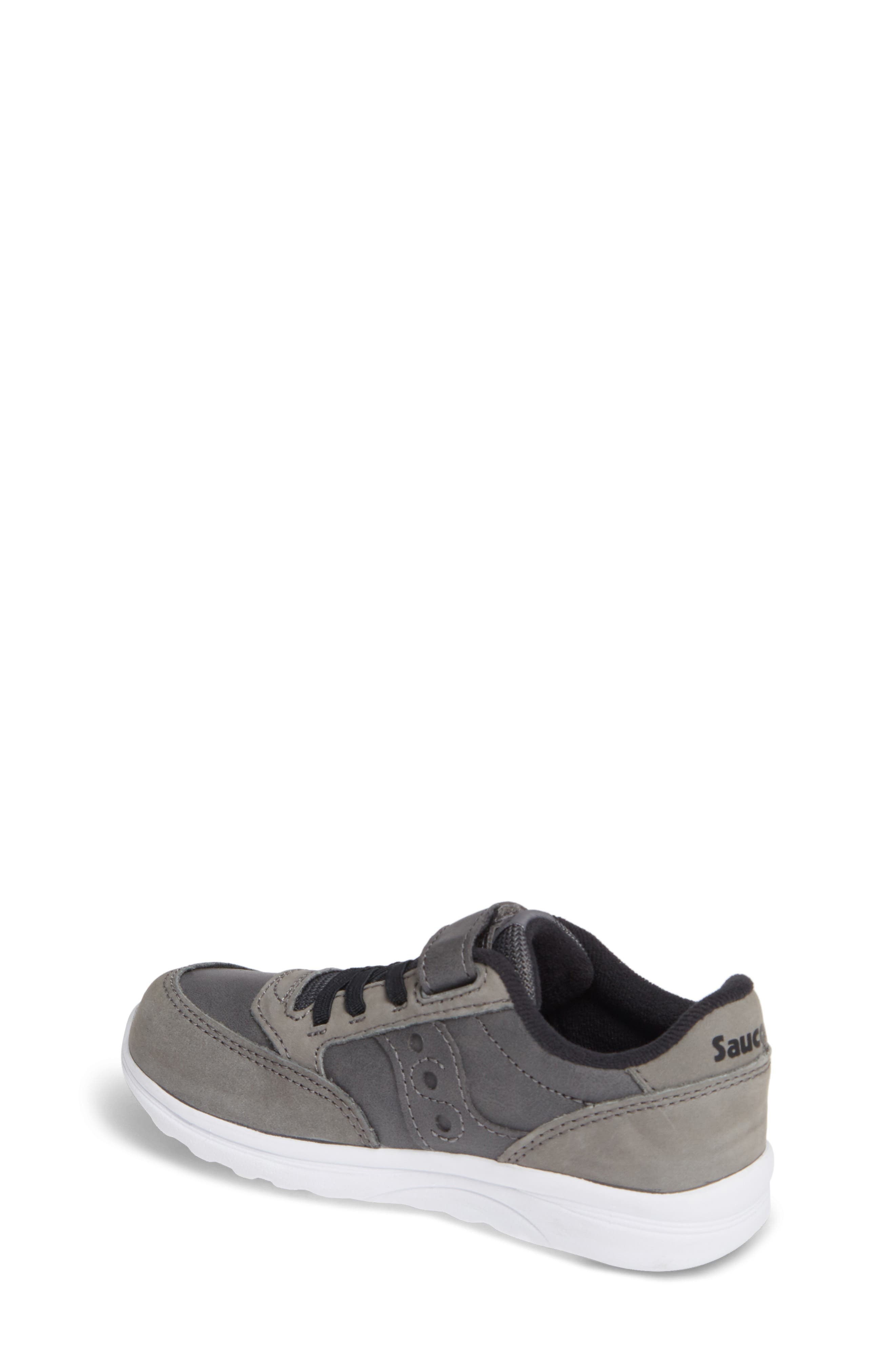 'Baby Jazz - Lite' Sneaker,                             Alternate thumbnail 2, color,                             GREY LEATHER