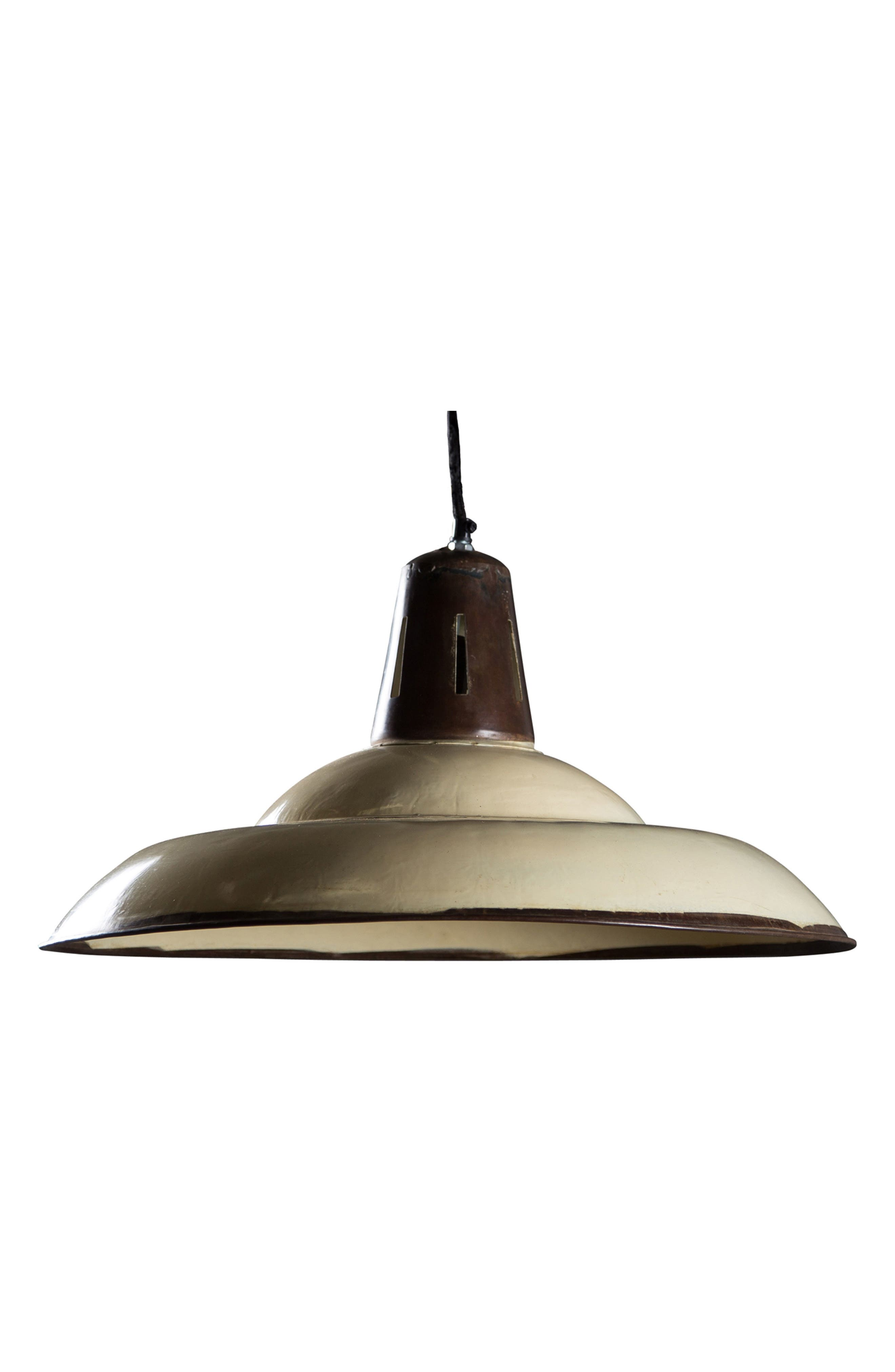 Whitner Hanging Lamp,                             Main thumbnail 1, color,                             VINTAGE CREAM