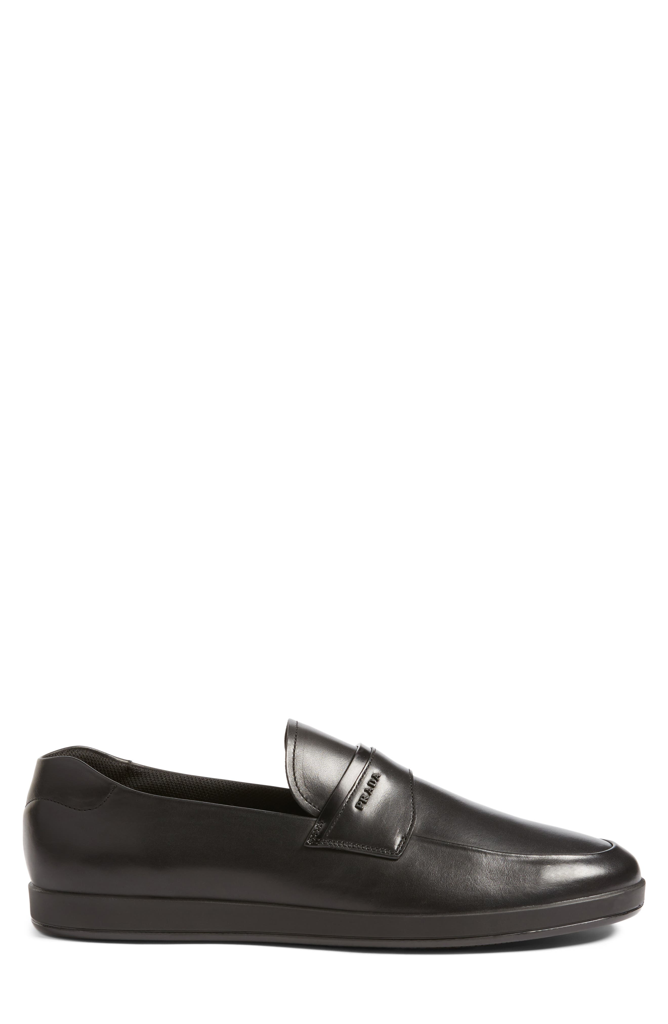 Toblac Penny Loafer,                             Alternate thumbnail 3, color,                             001