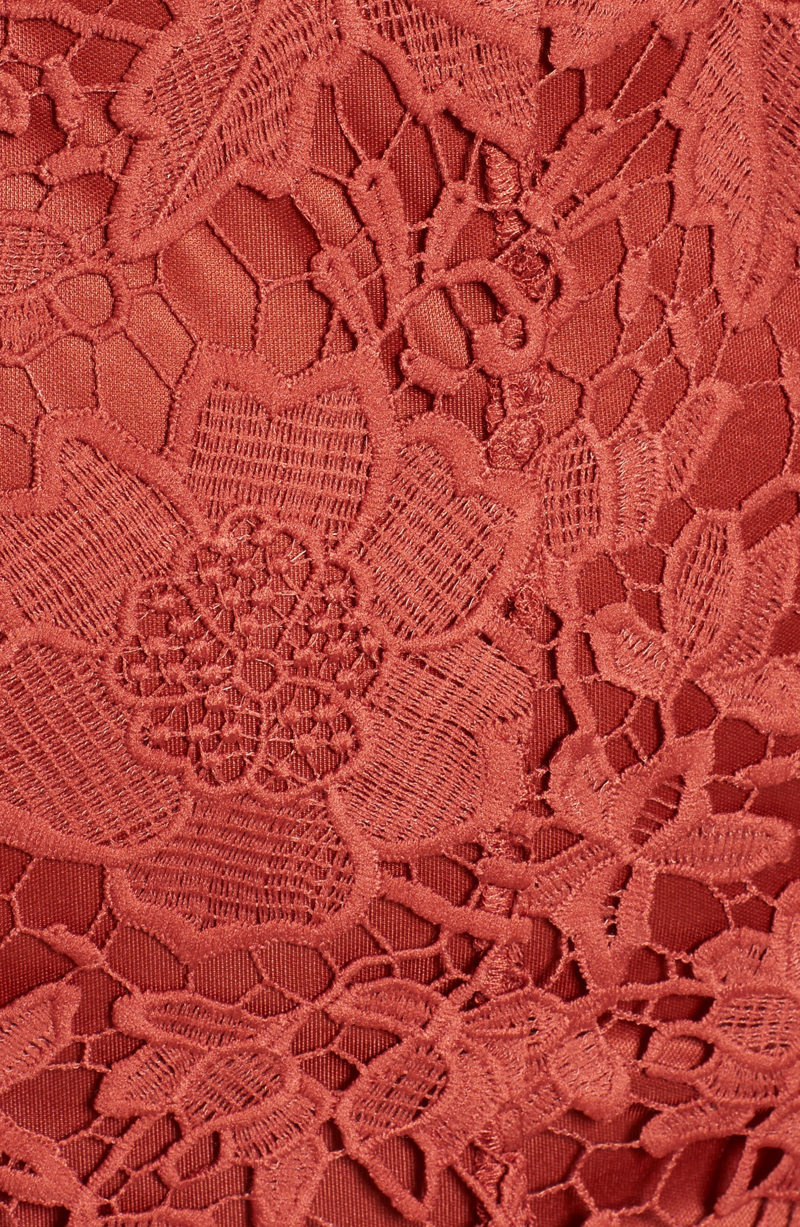 'Samantha' Lace Dress,                             Alternate thumbnail 34, color,