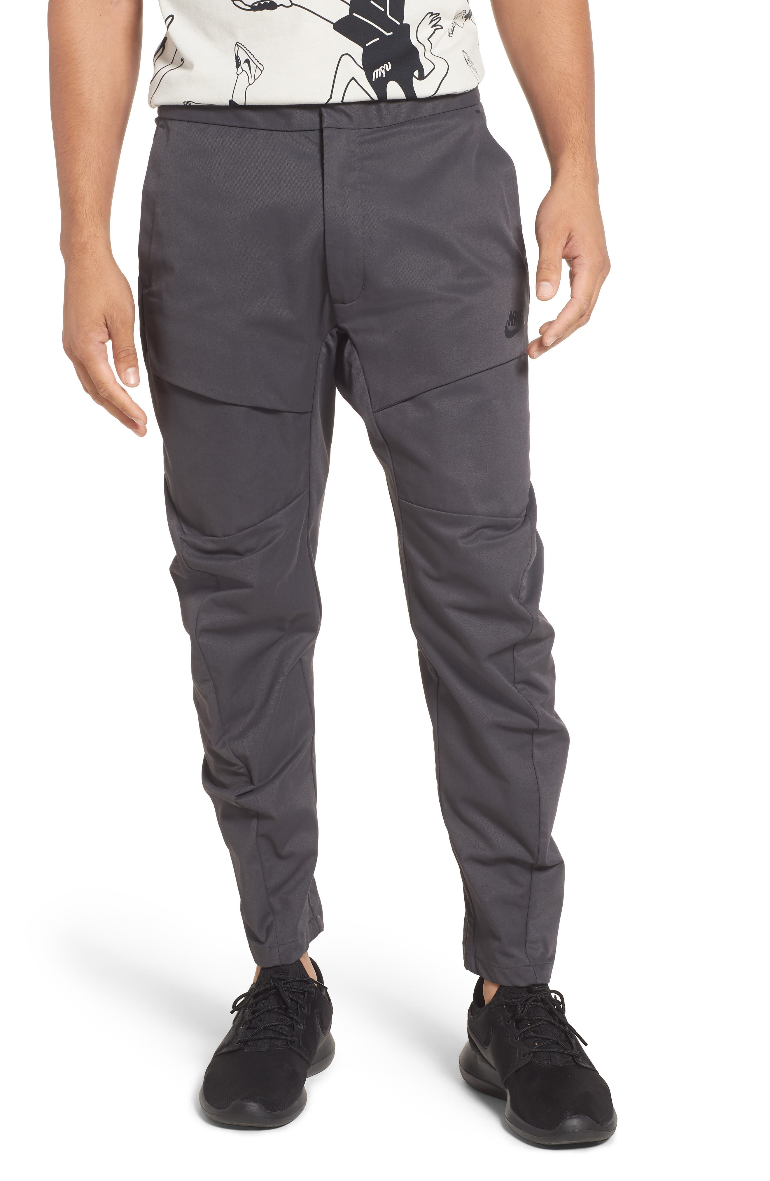 Nike Tech Pack Cargo Pants Grey