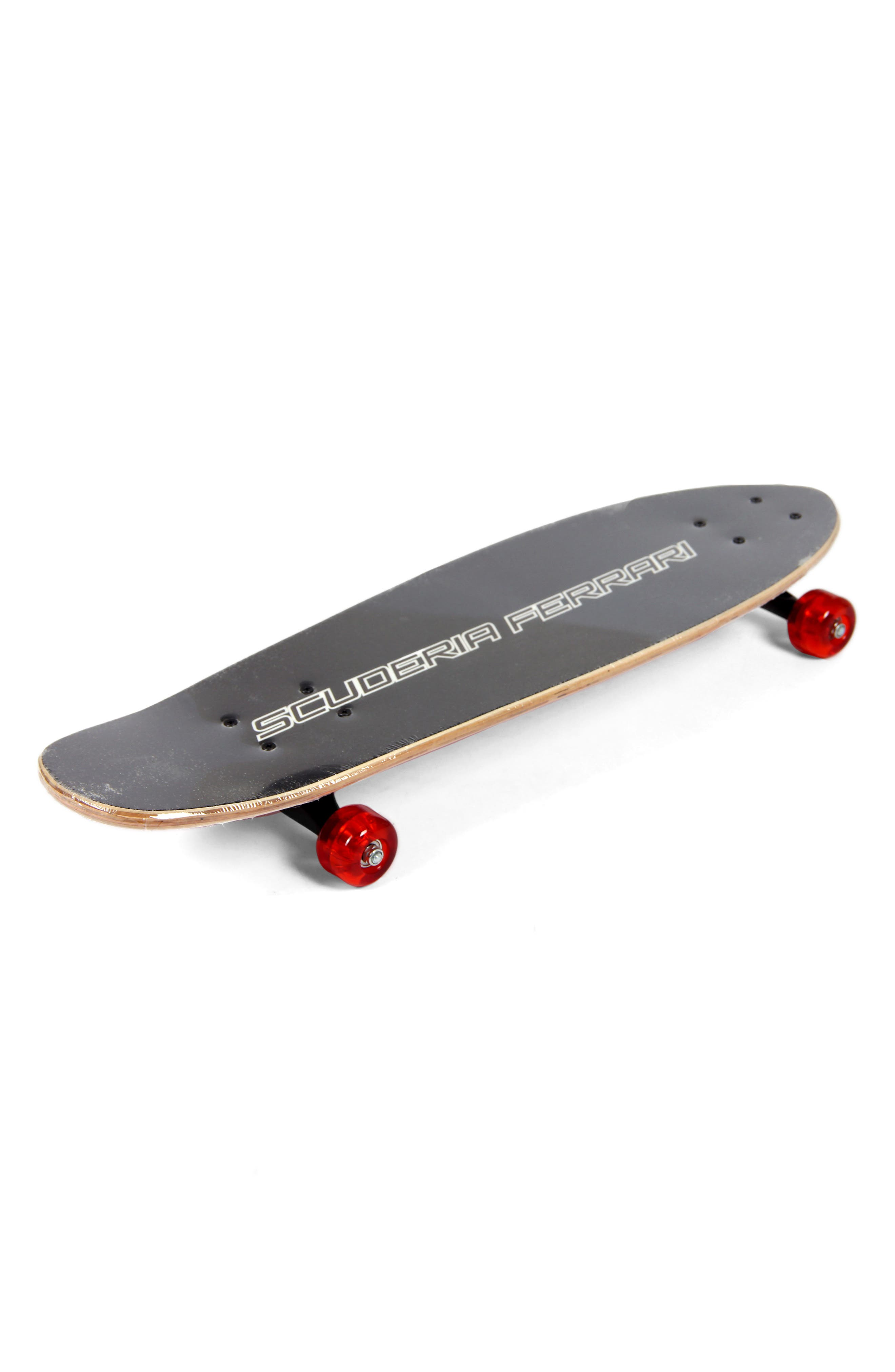 FERRARI Skateboard, Main, color, FERRARI RED