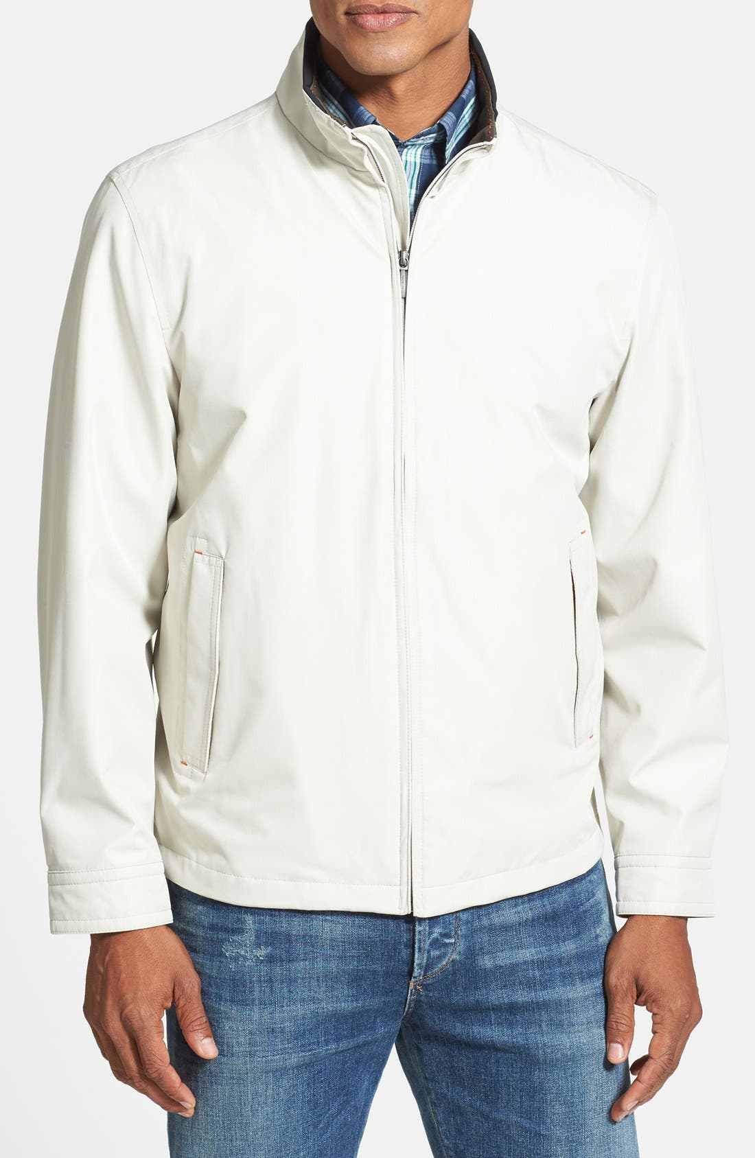 Waterproof & Windproof Bomber,                             Main thumbnail 3, color,