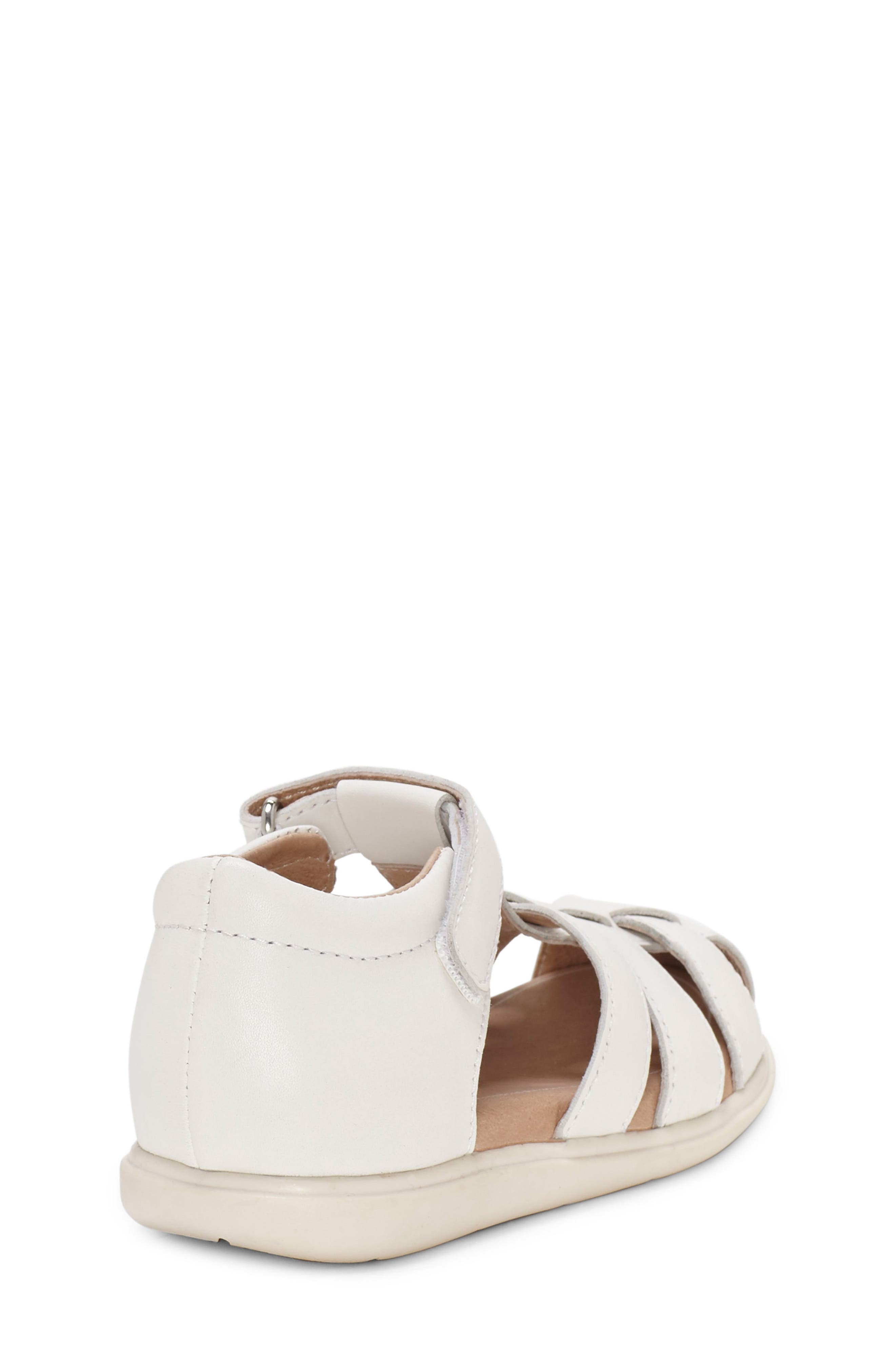 SOLE PLAY,                             Caleb Sandal,                             Alternate thumbnail 3, color,                             WHITE