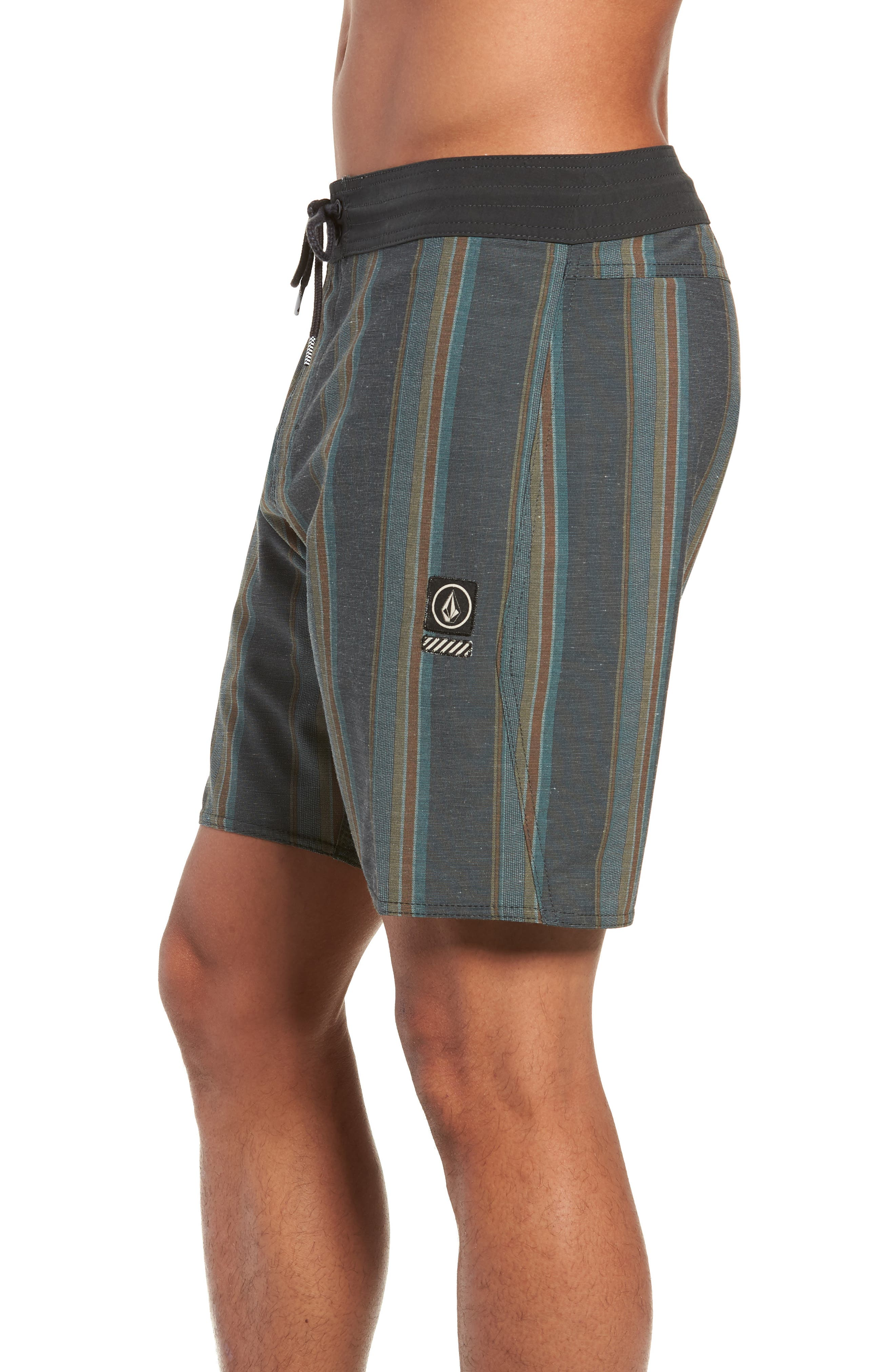 Estate Stoney Boardshorts,                             Alternate thumbnail 3, color,                             PINE