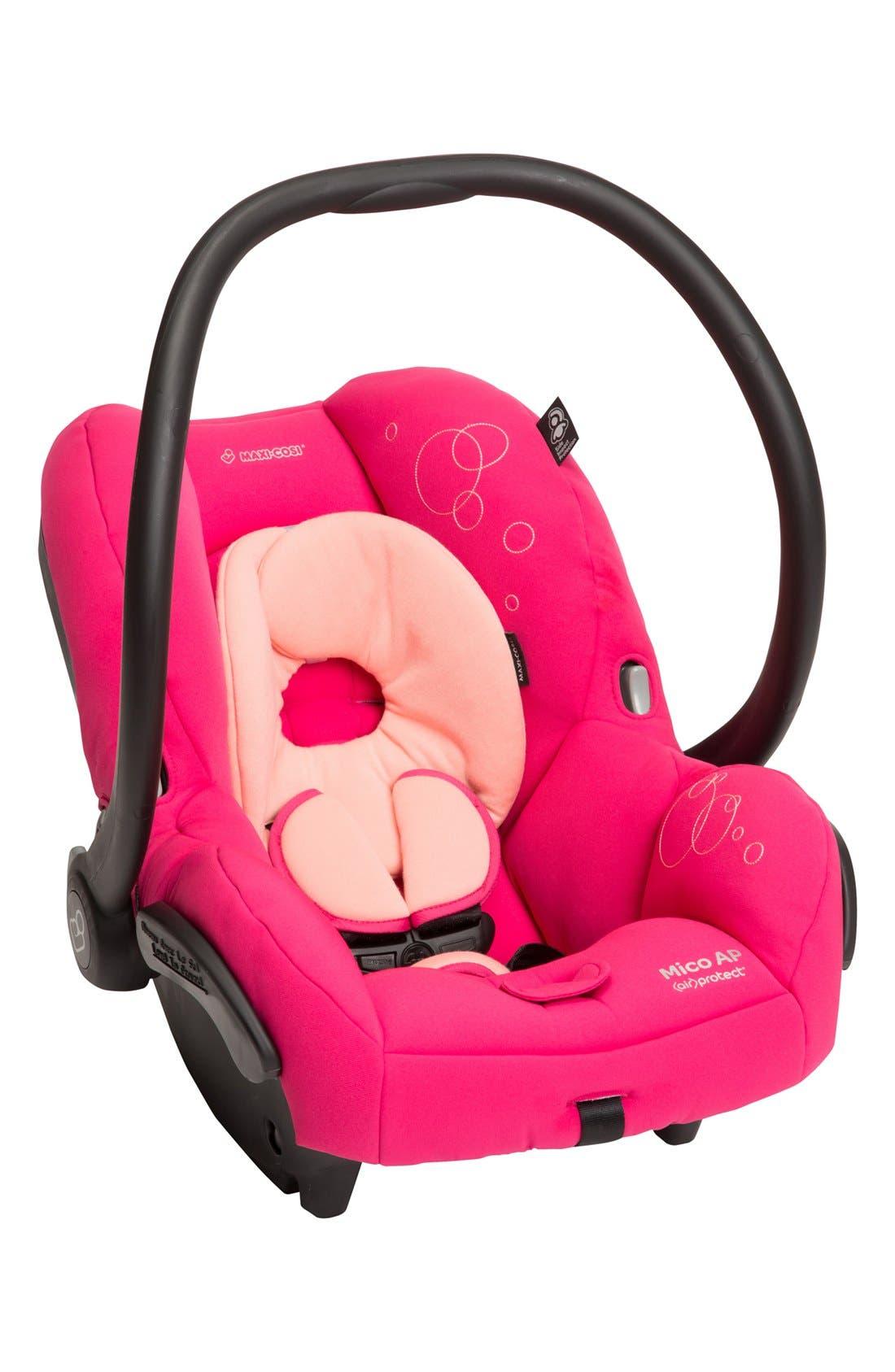 Mico AP Infant Car Seat & Base,                             Alternate thumbnail 17, color,