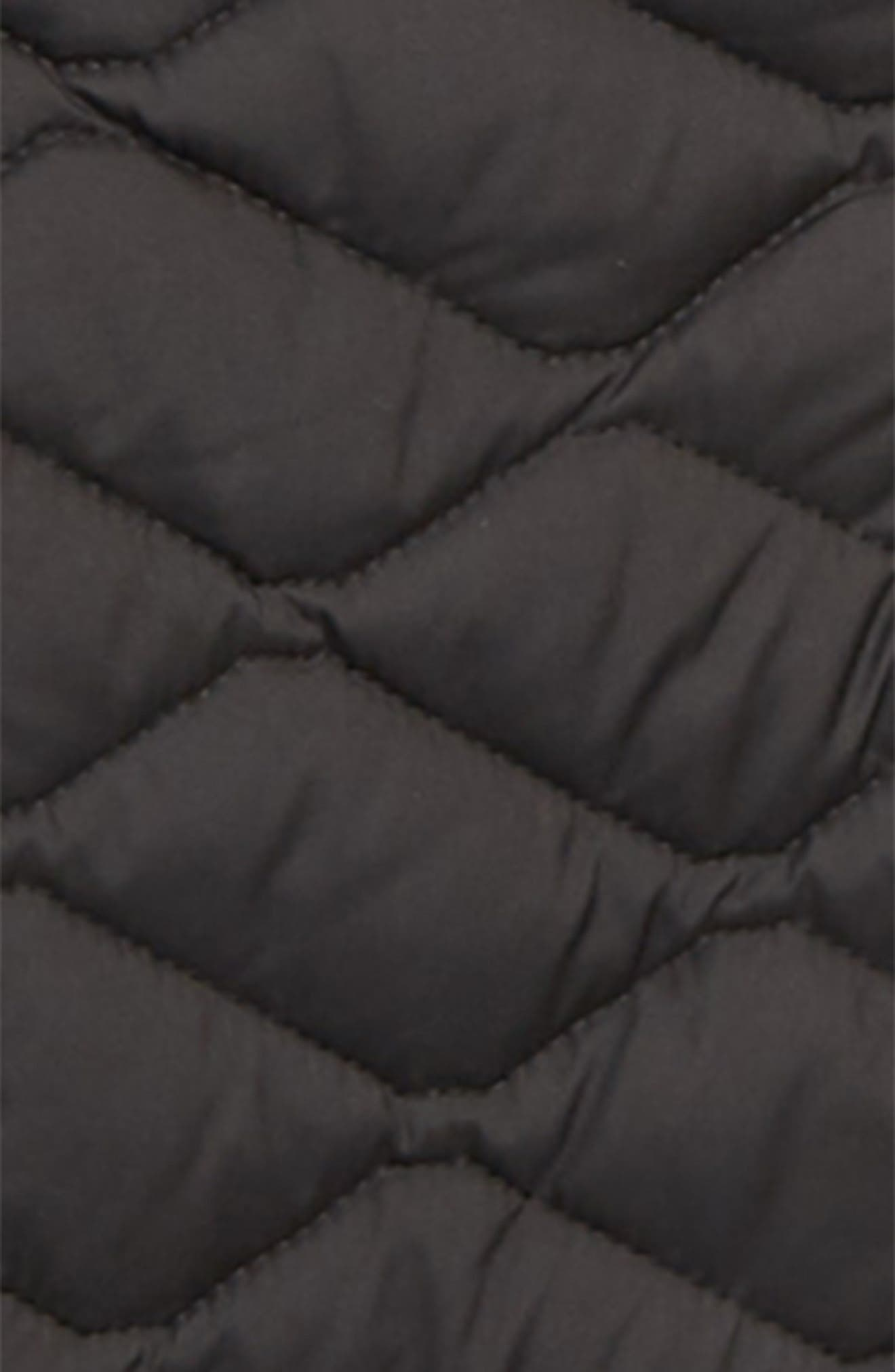 ThermoBall<sup>™</sup> PrimaLoft<sup>®</sup> Quilted Parka,                             Alternate thumbnail 2, color,                             TNF BLACK