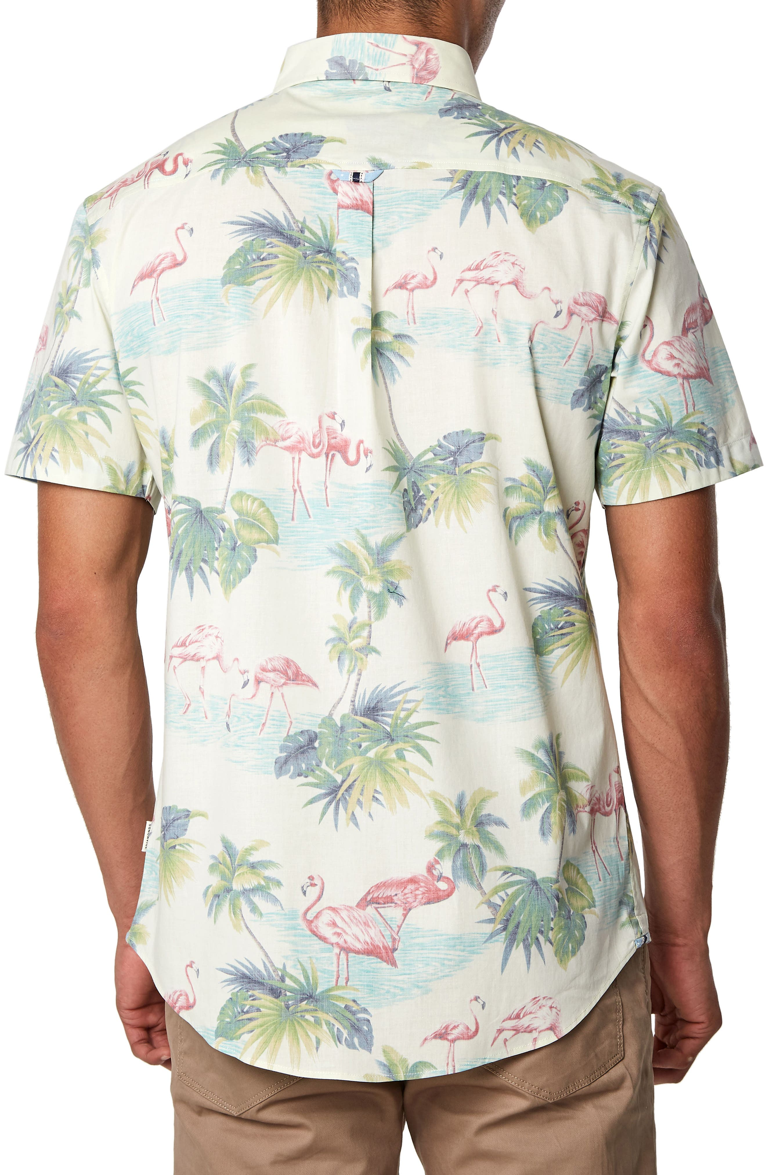 Jungle Radio Stretch Sport Shirt,                             Alternate thumbnail 2, color,                             900