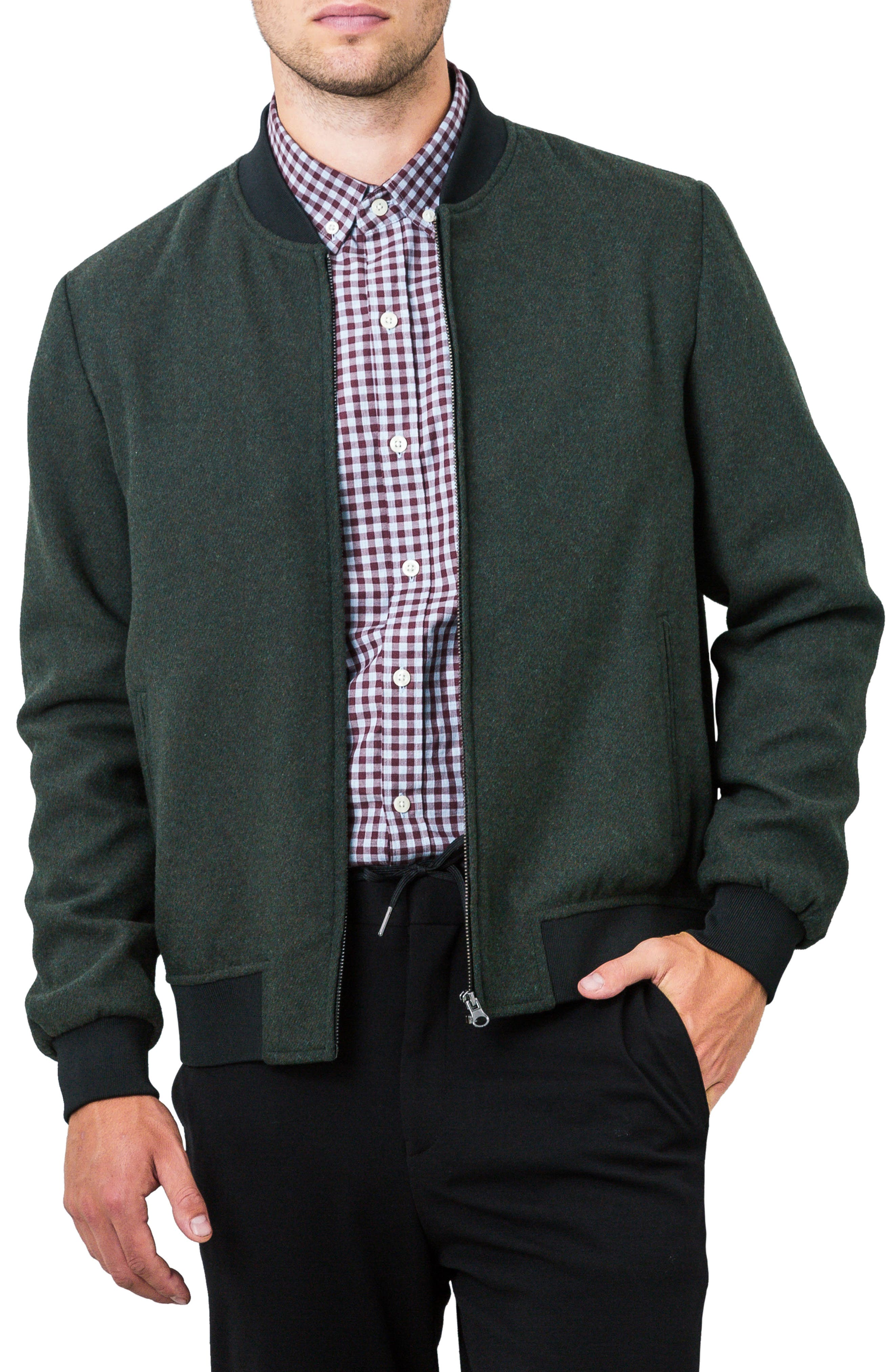 Aether Bomber Jacket,                             Main thumbnail 3, color,