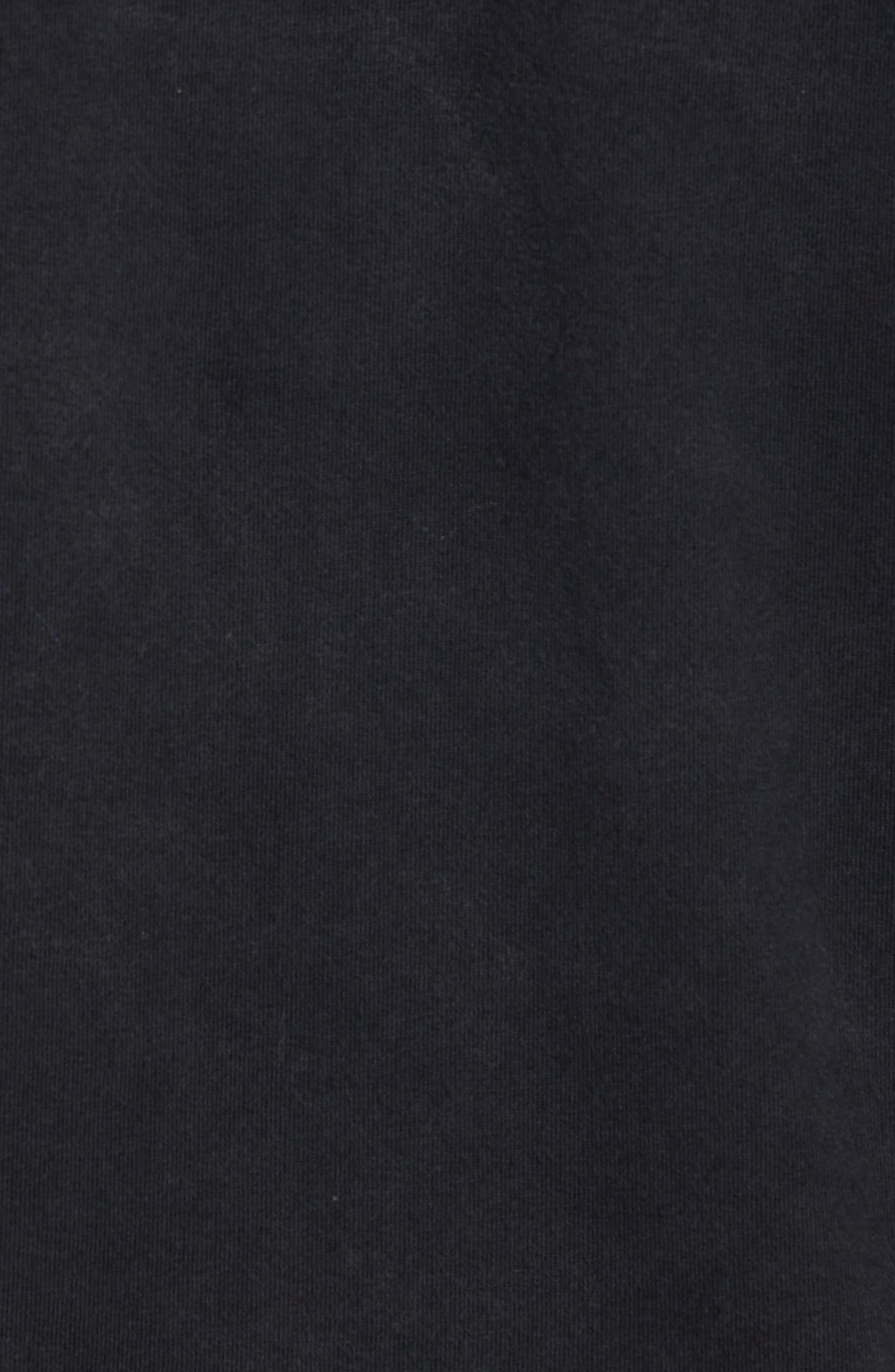 Black Widow Graphic T-Shirt,                             Alternate thumbnail 5, color,                             001