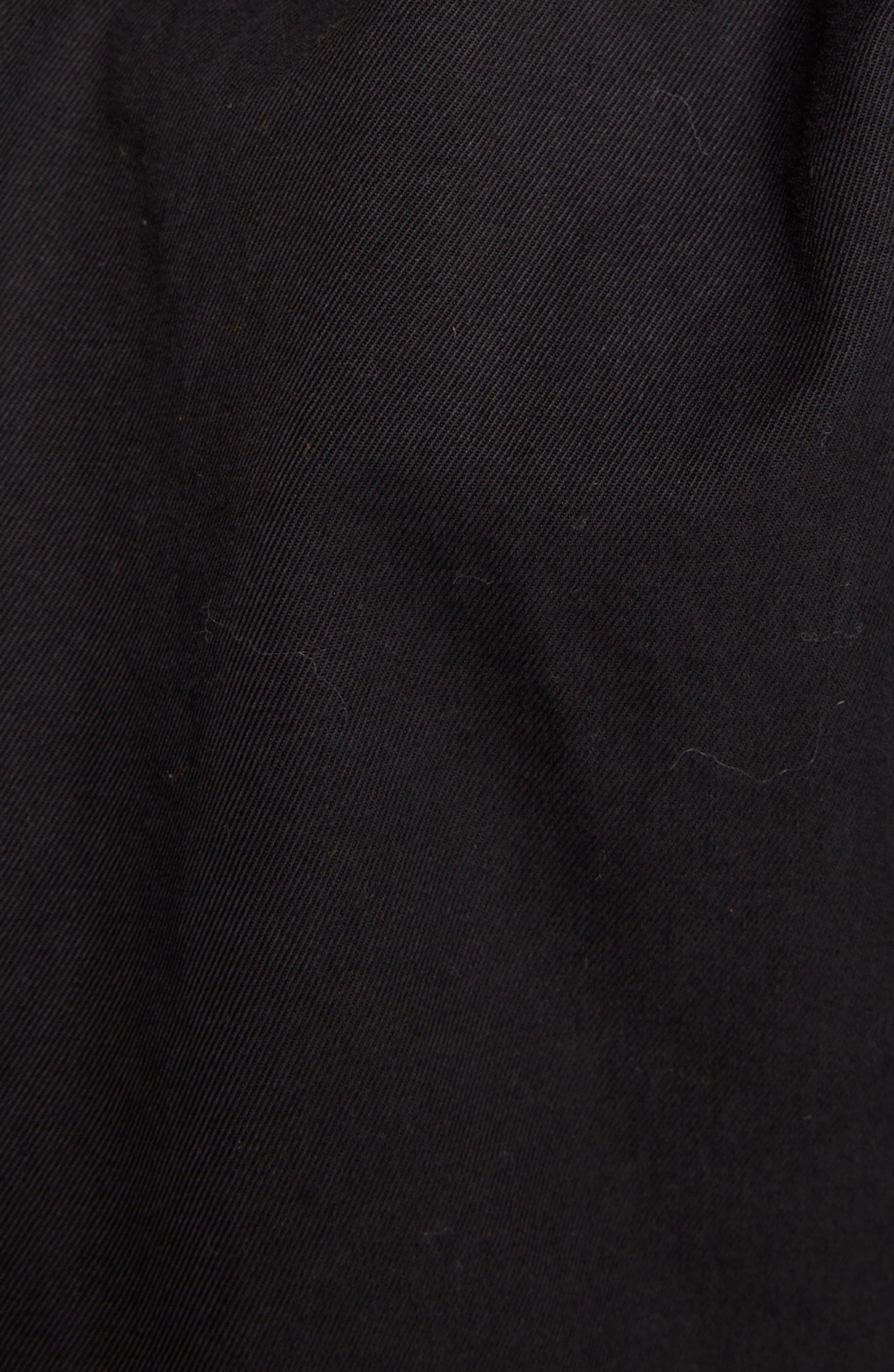 Marit Chino Shorts,                             Alternate thumbnail 5, color,                             001