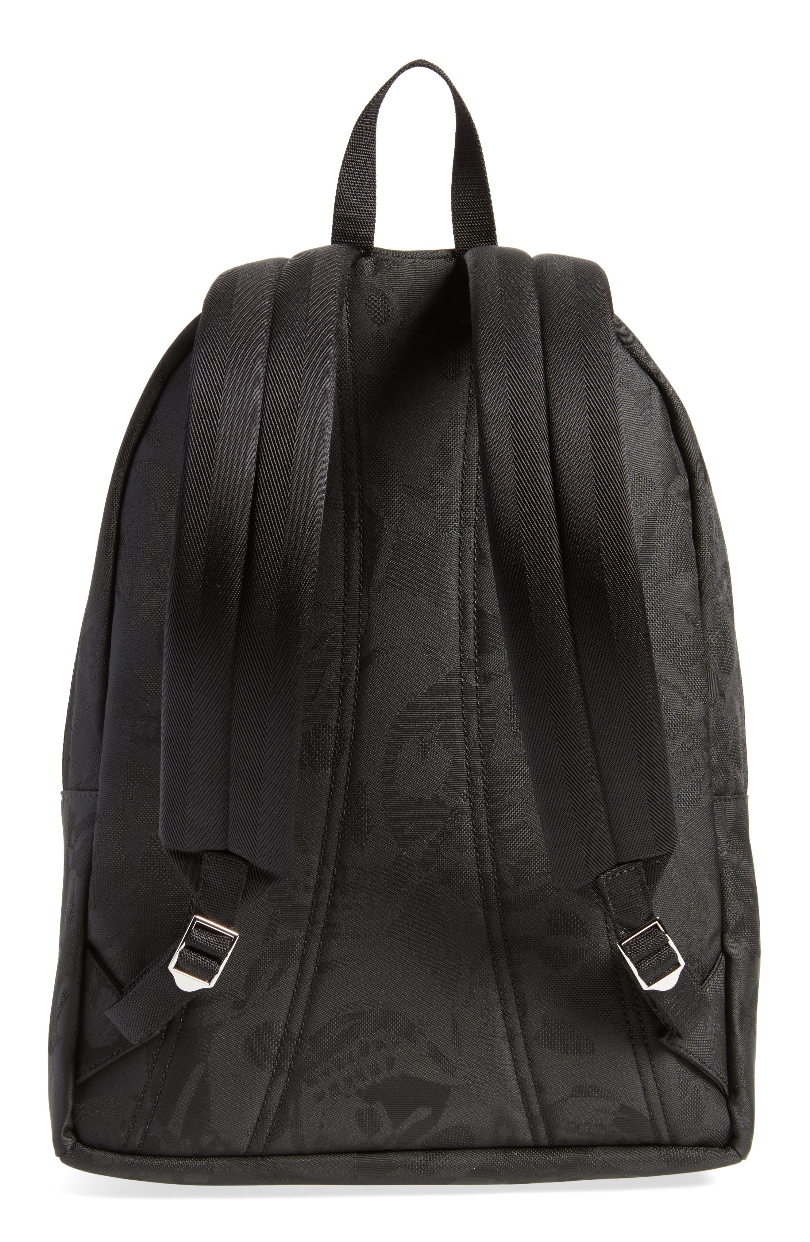 Small Backpack,                             Alternate thumbnail 3, color,                             001