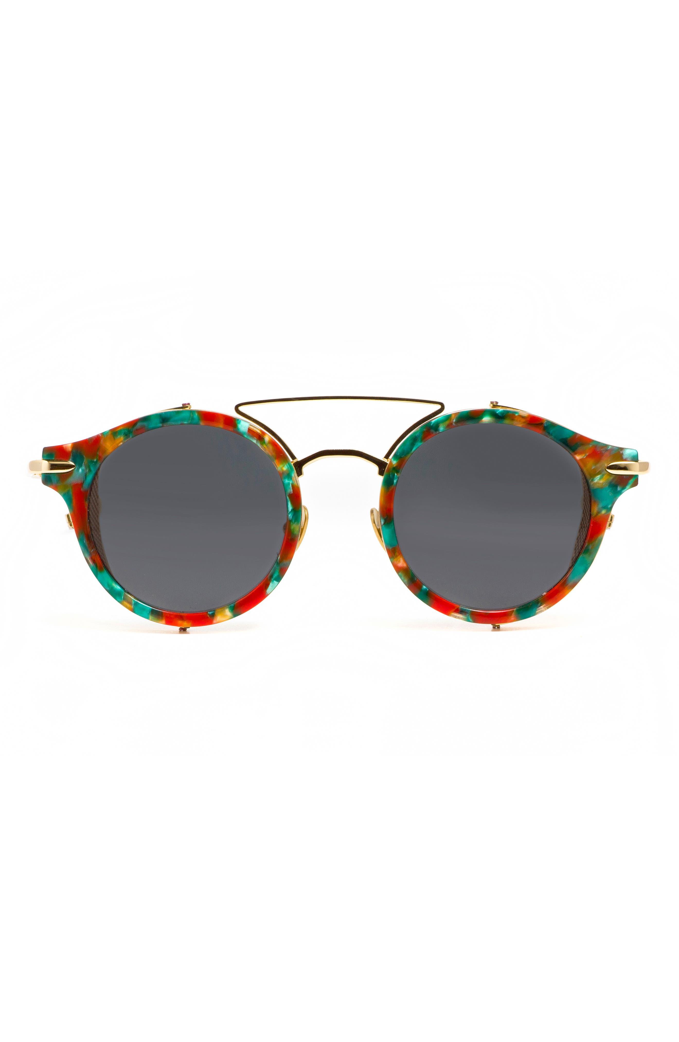Mile High 47mm Sunglasses,                             Alternate thumbnail 9, color,