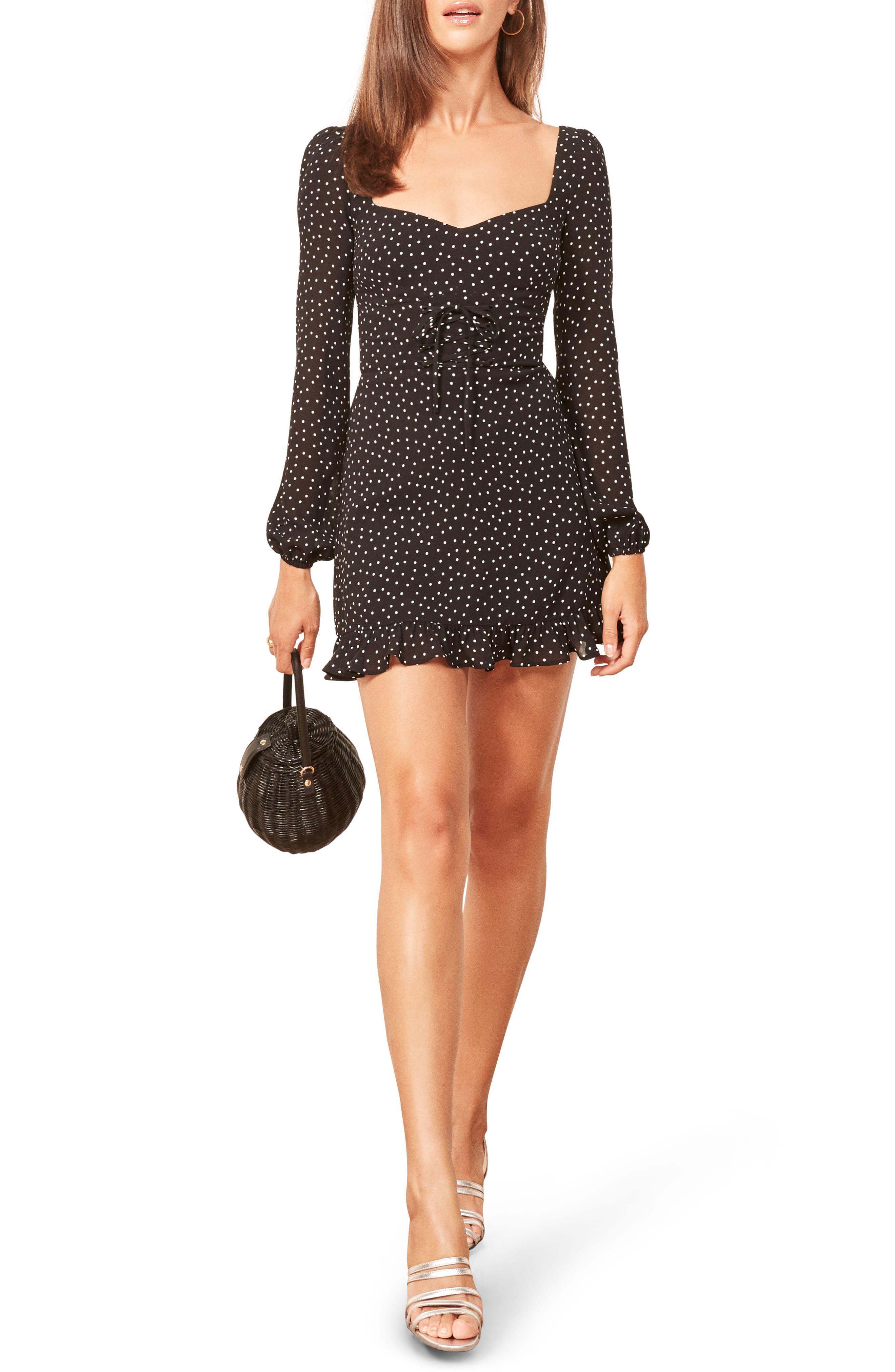 Bradshaw Dress,                         Main,                         color, 001