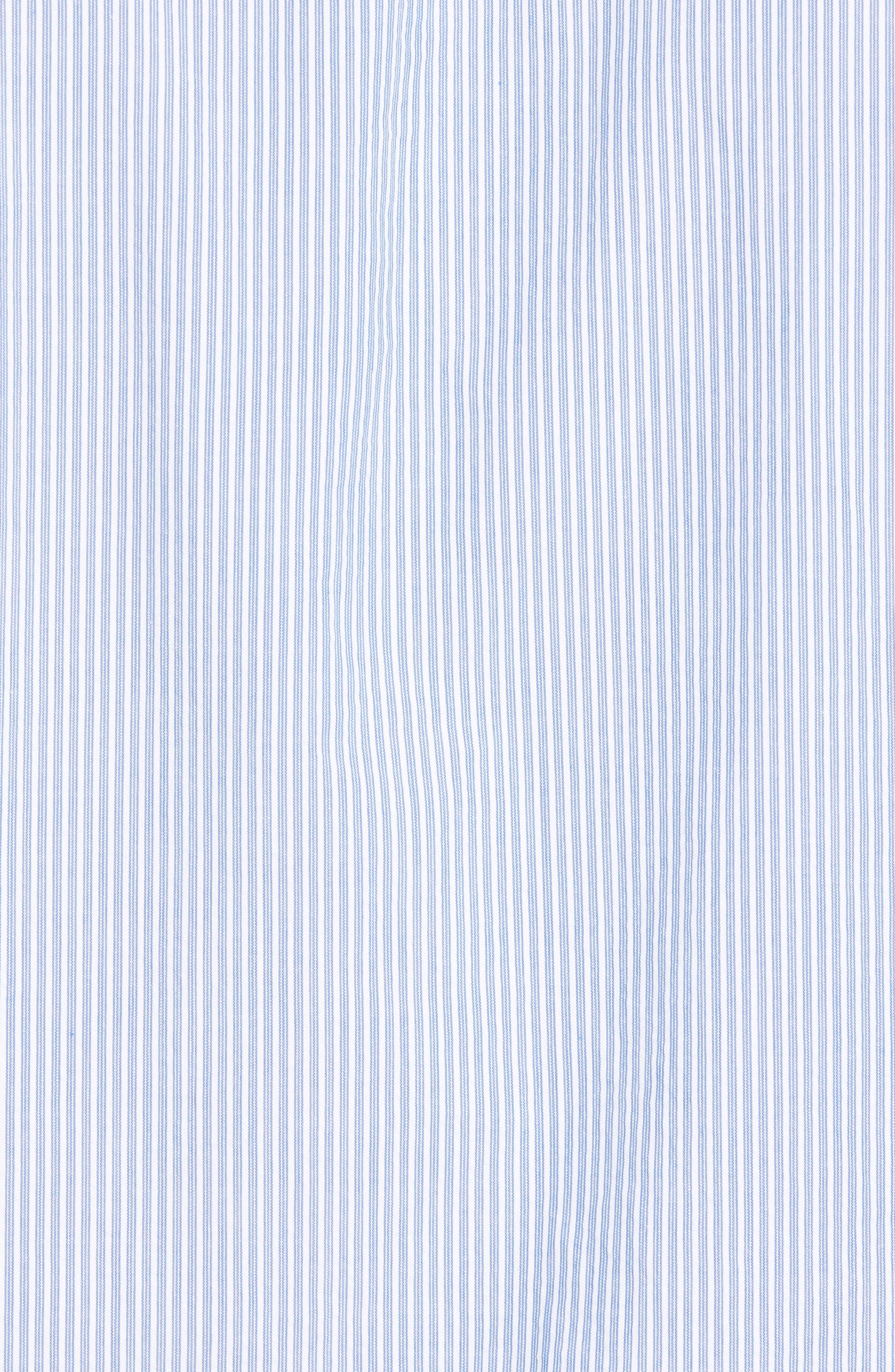 Regular Fit Seersucker Sport Shirt,                             Alternate thumbnail 5, color,                             400