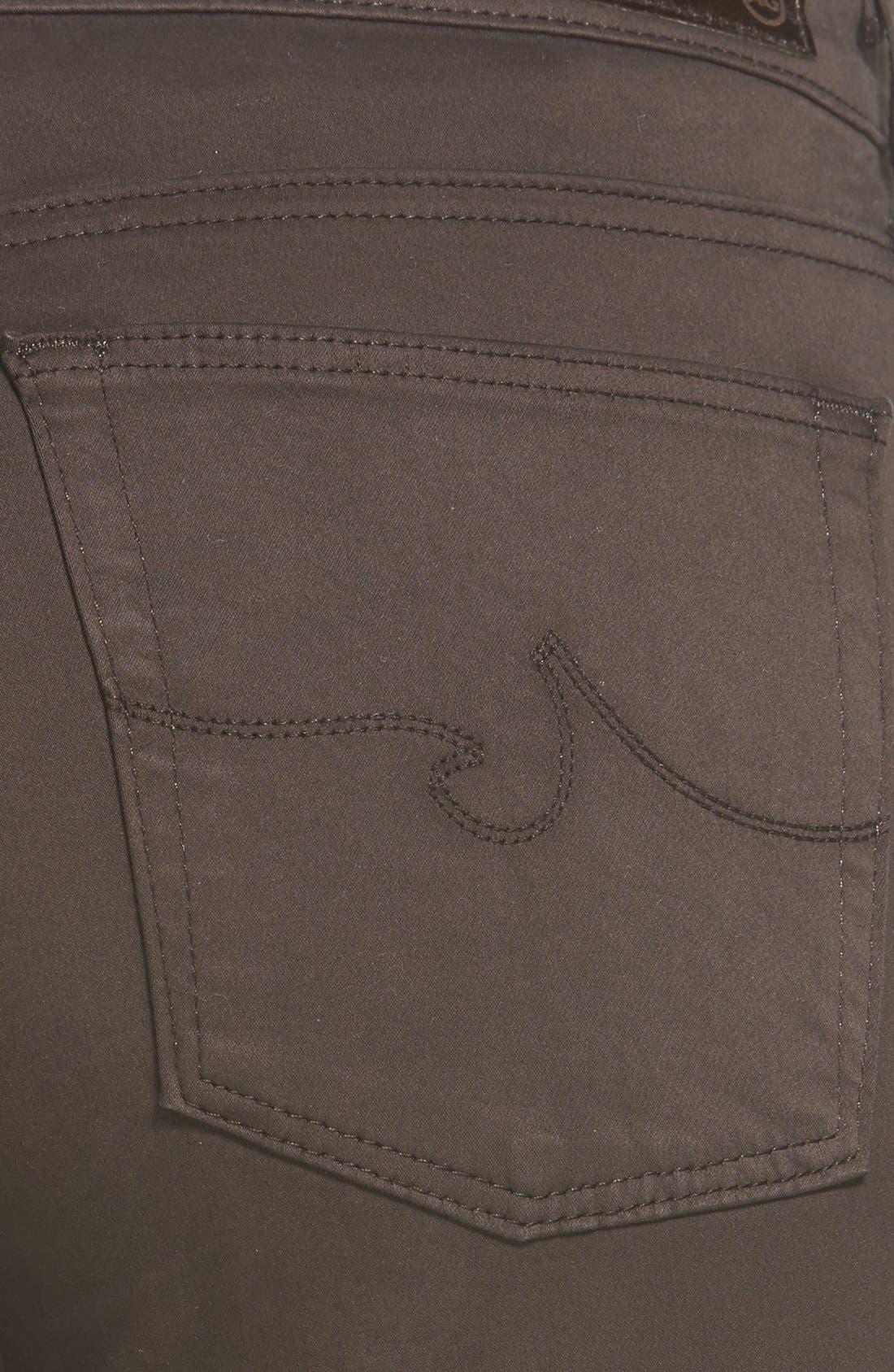 'The Prima' Cigarette Leg Skinny Jeans,                             Alternate thumbnail 119, color,