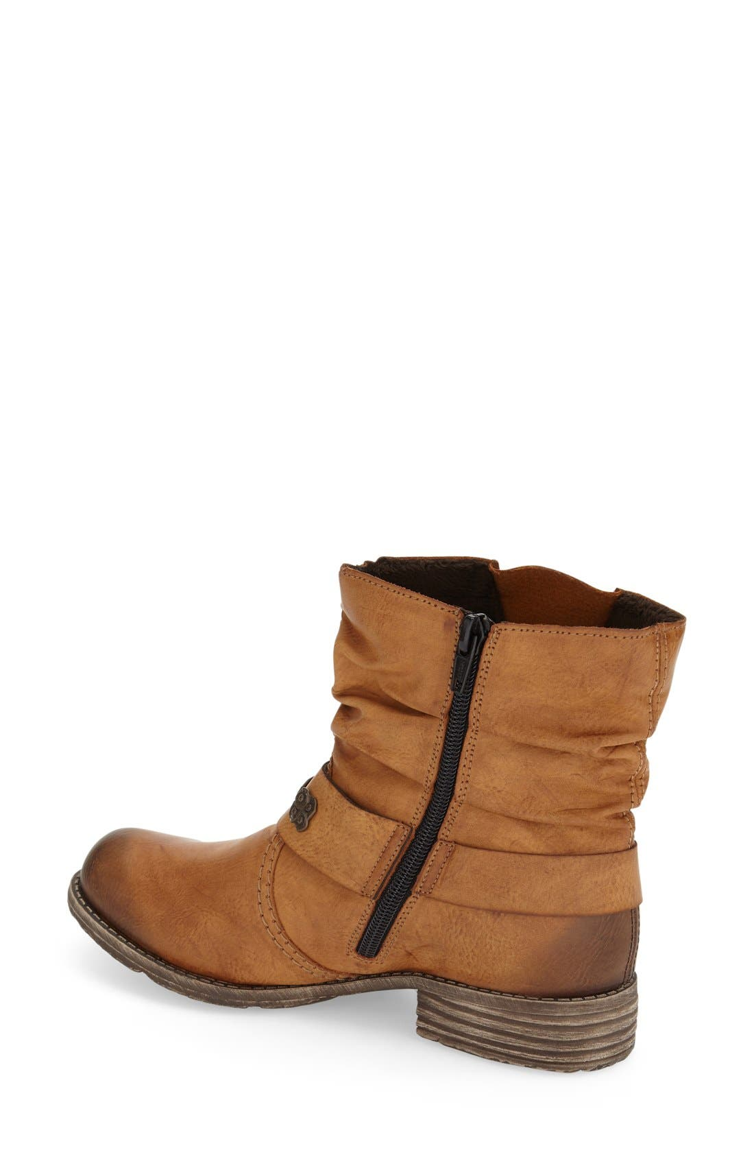 Rieker Antistress 'Peggy' Boot,                             Alternate thumbnail 8, color,