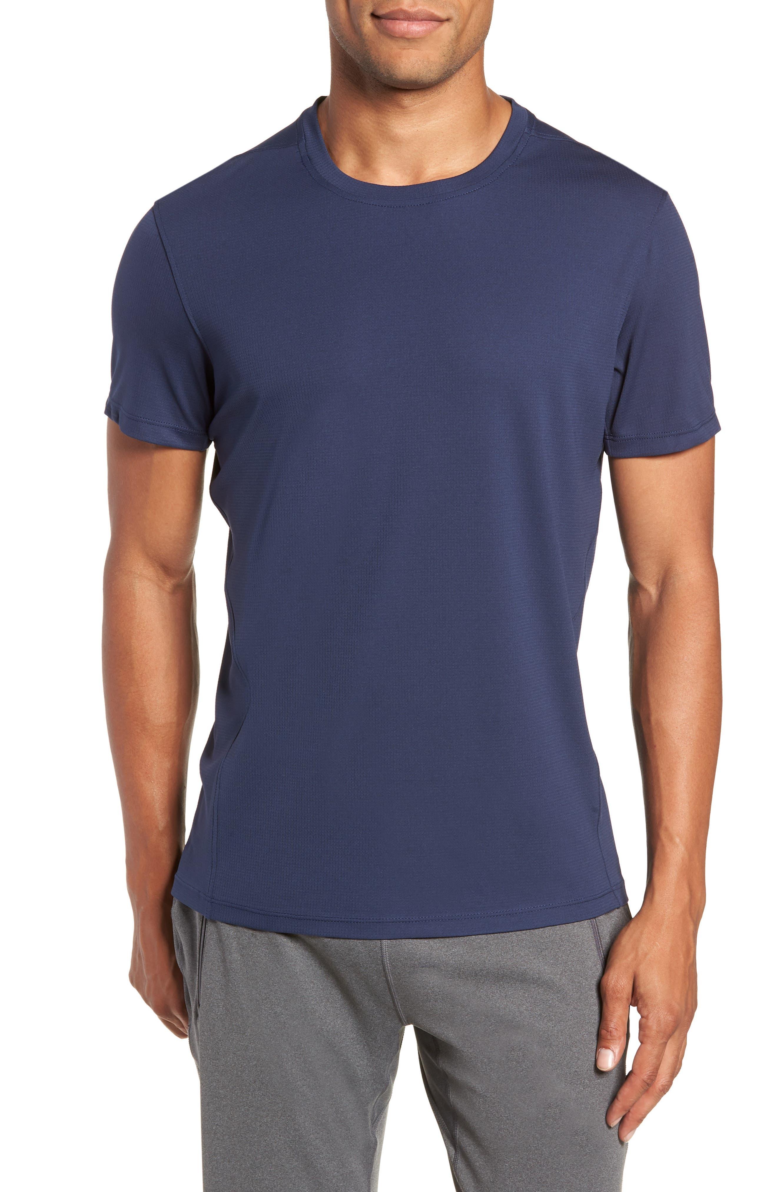 Distance Crewneck T-Shirt,                             Main thumbnail 3, color,